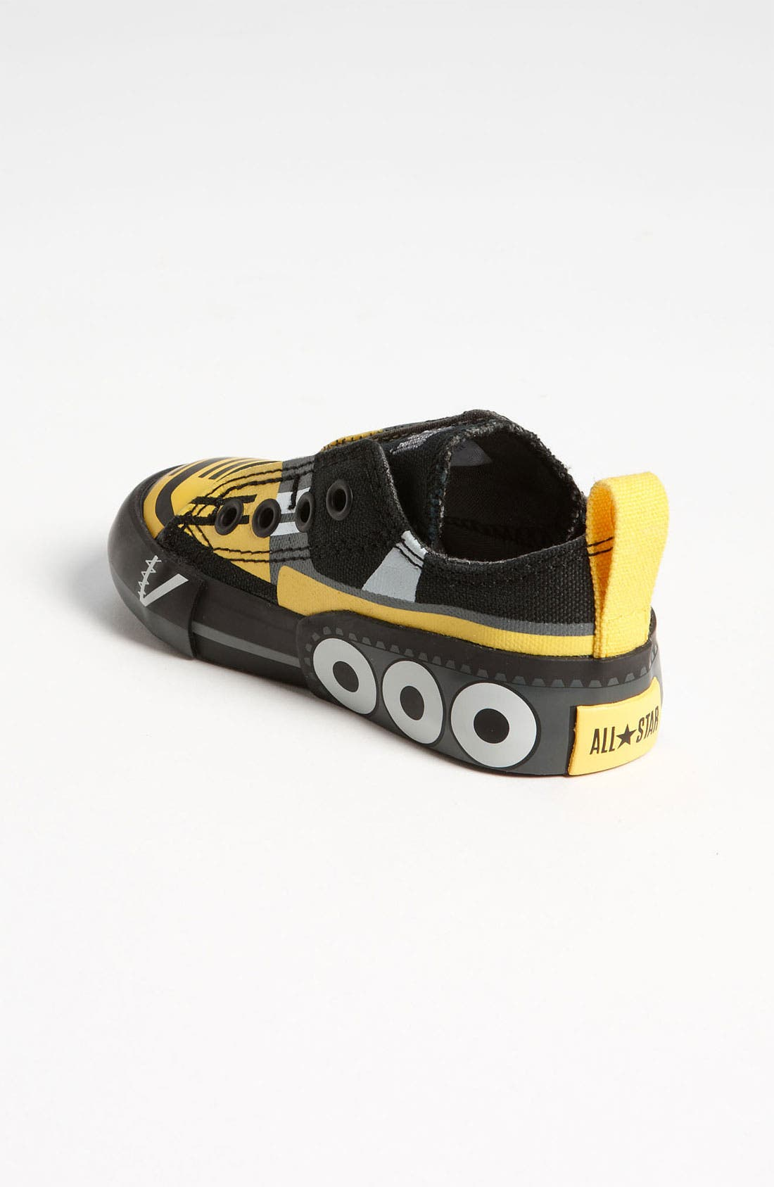 Alternate Image 2  - Converse Chuck Taylor® 'Simple Slip' Slip-On Sneaker (Baby, Walker & Toddler)