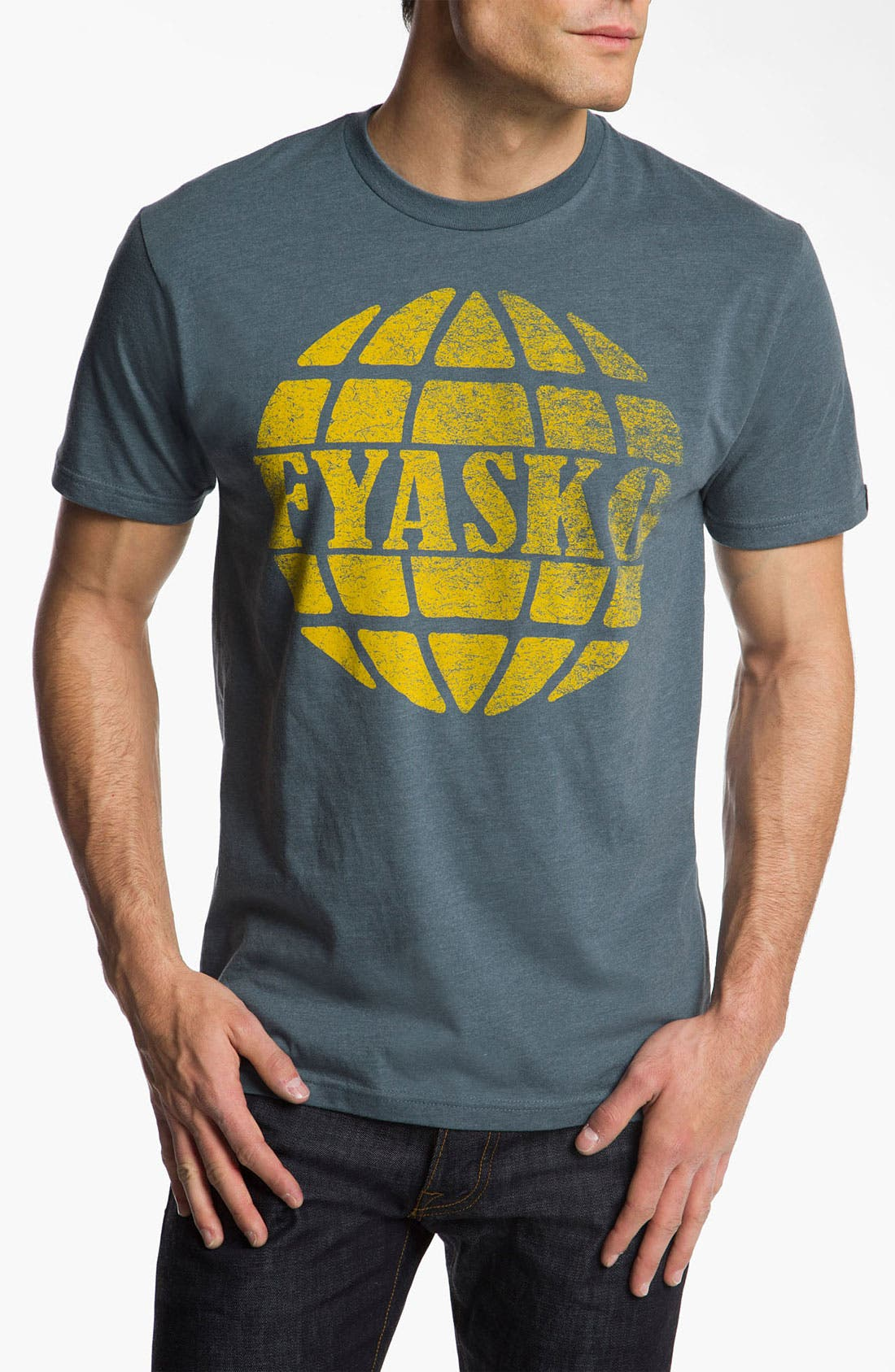 Alternate Image 1 Selected - Fyasko 'International' T-Shirt