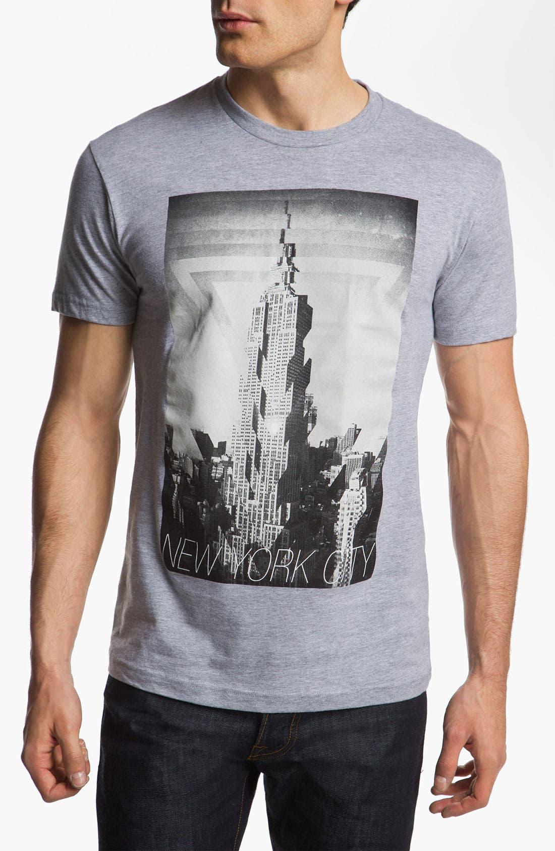 Main Image - Bowery Supply 'NYC' T-Shirt