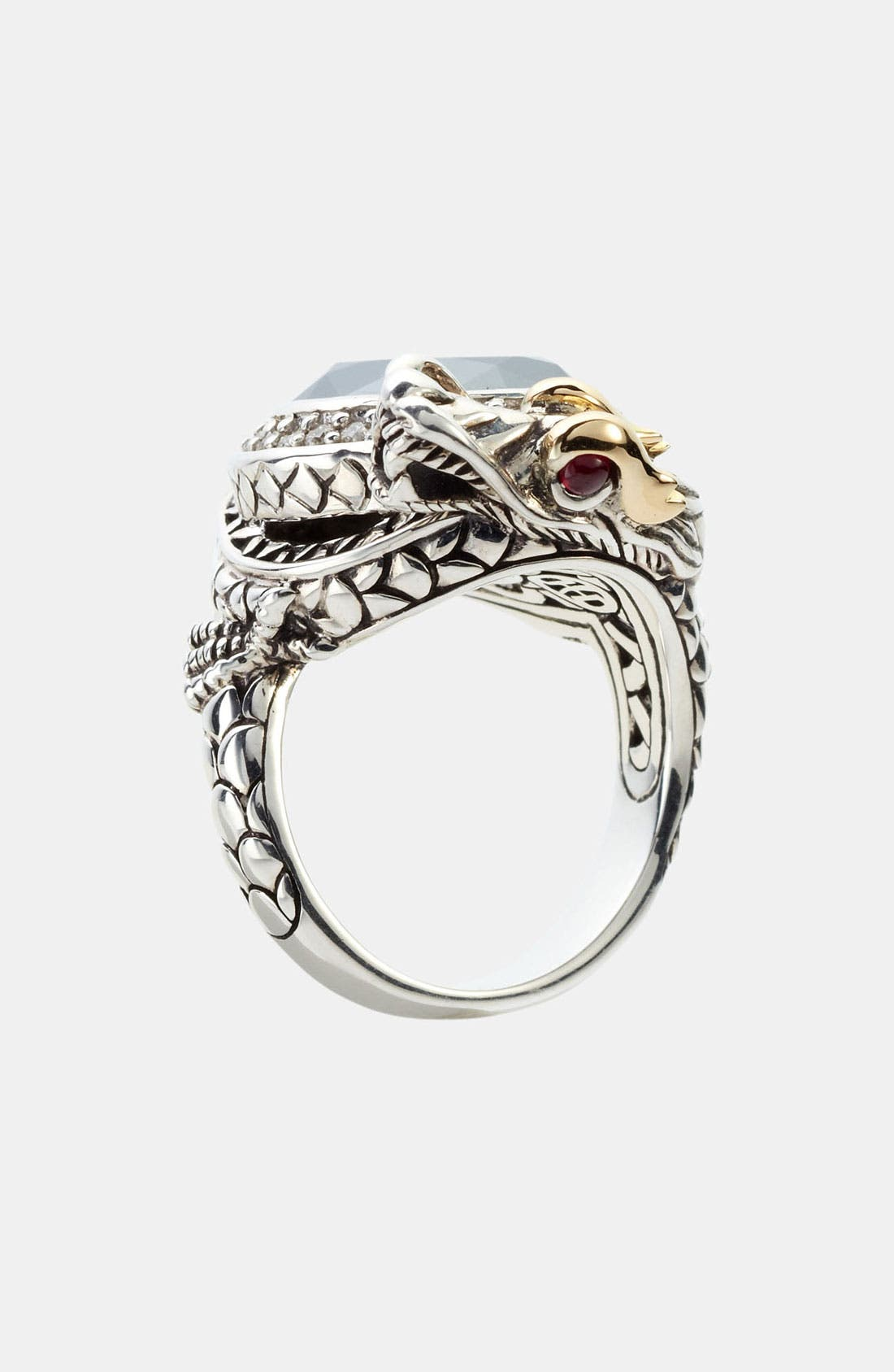 Alternate Image 2  - John Hardy 'Naga Batu' Dragon Ring