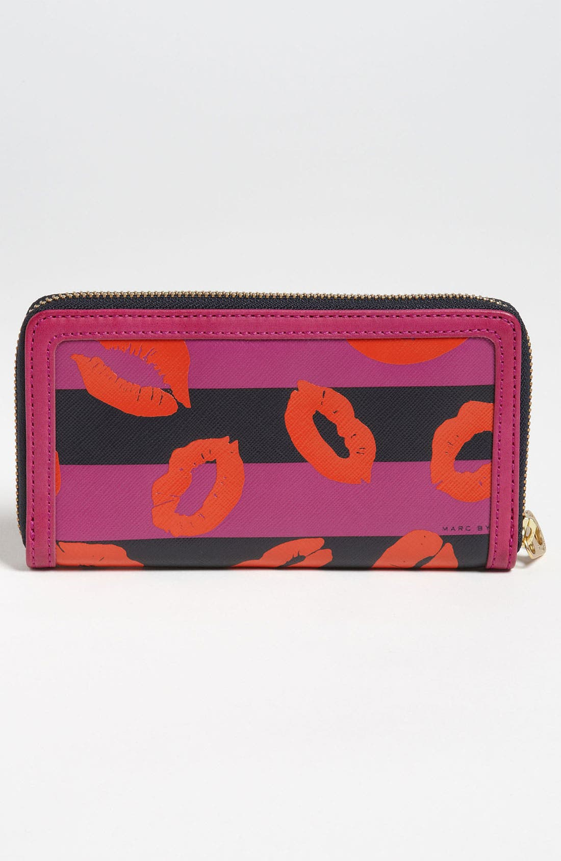 Alternate Image 4  - MARC BY MARC JACOBS 'Eazy Pouch - Slim Zippy' Wallet
