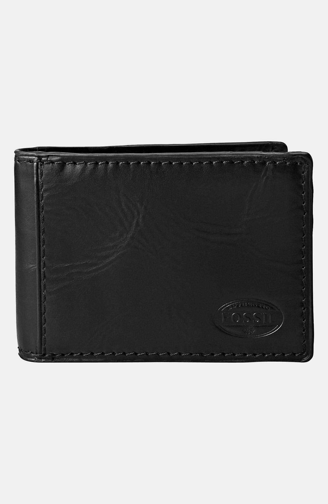 Alternate Image 2  - Fossil 'Norton' Bifold Wallet