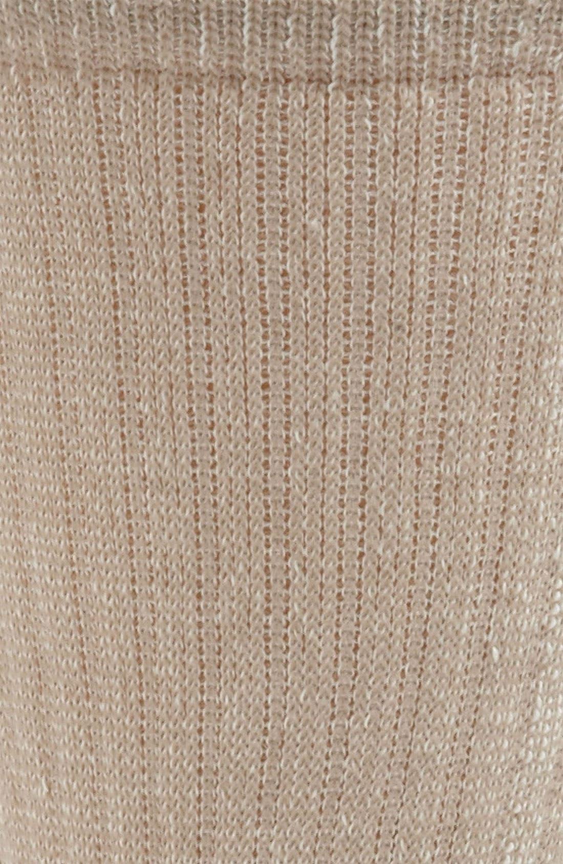 Alternate Image 2  - Timberland Lightweight Merino Wool Blend Crew Socks (2-Pack)