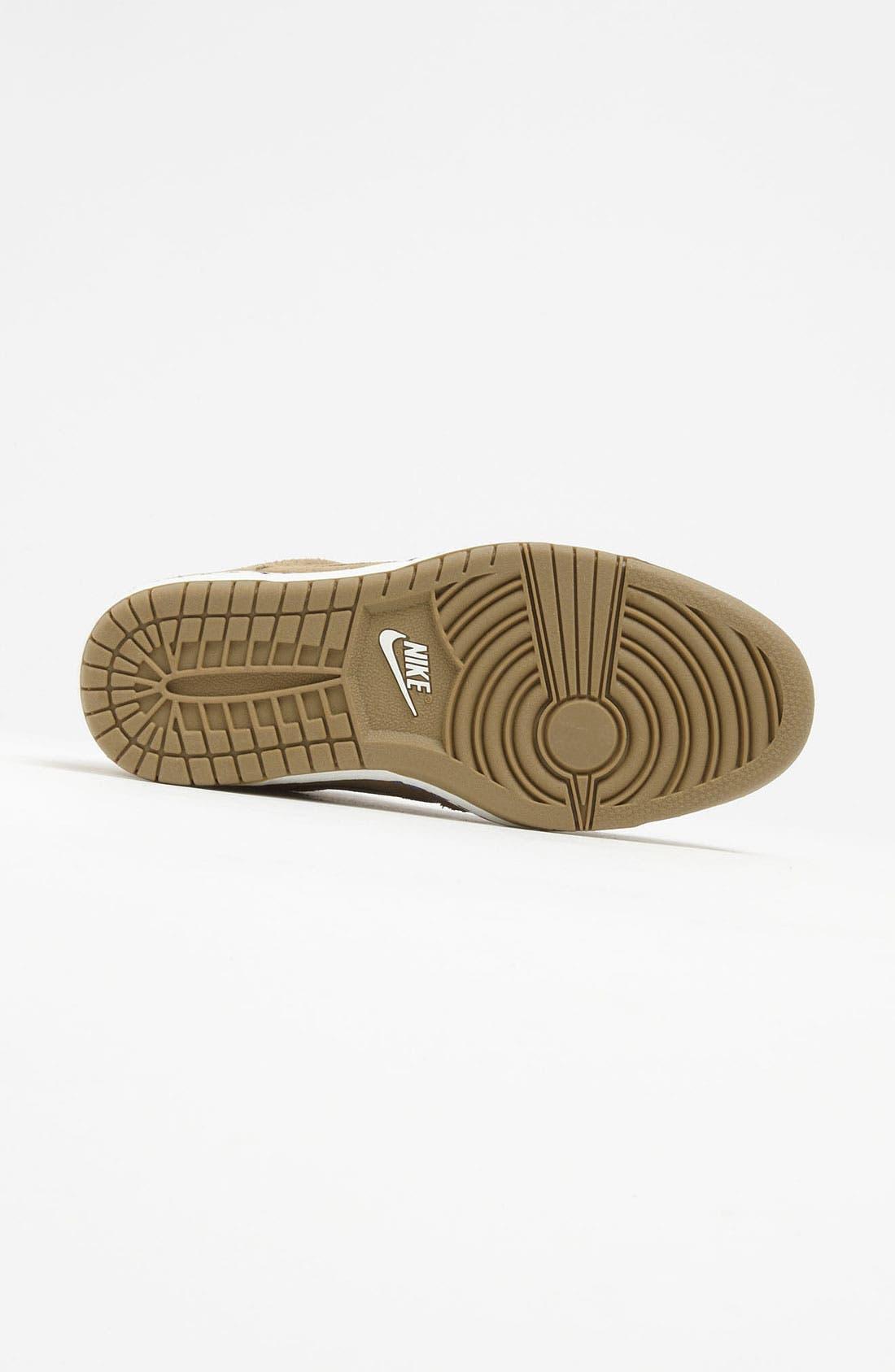 Alternate Image 4  - Nike 'Dunk Sky Hi' Wedge Sneaker (Women)