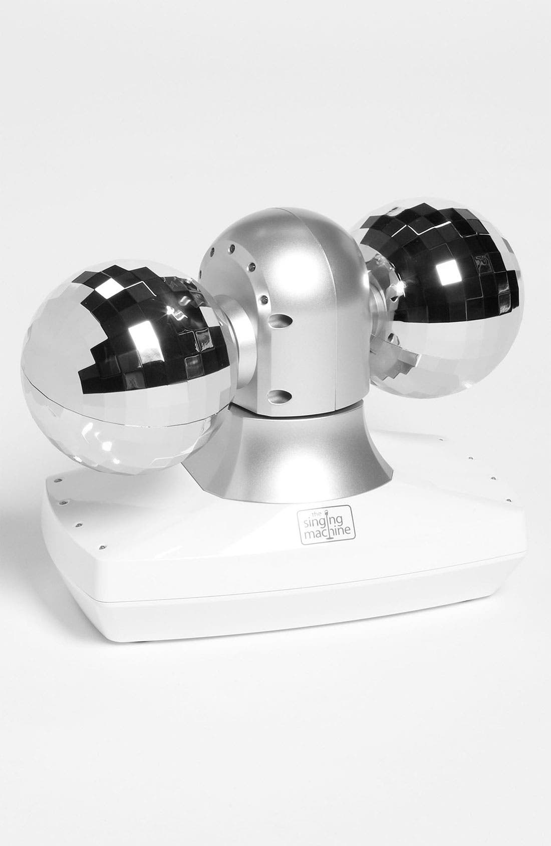 Main Image - Singing Machine Rotating Disco Balls