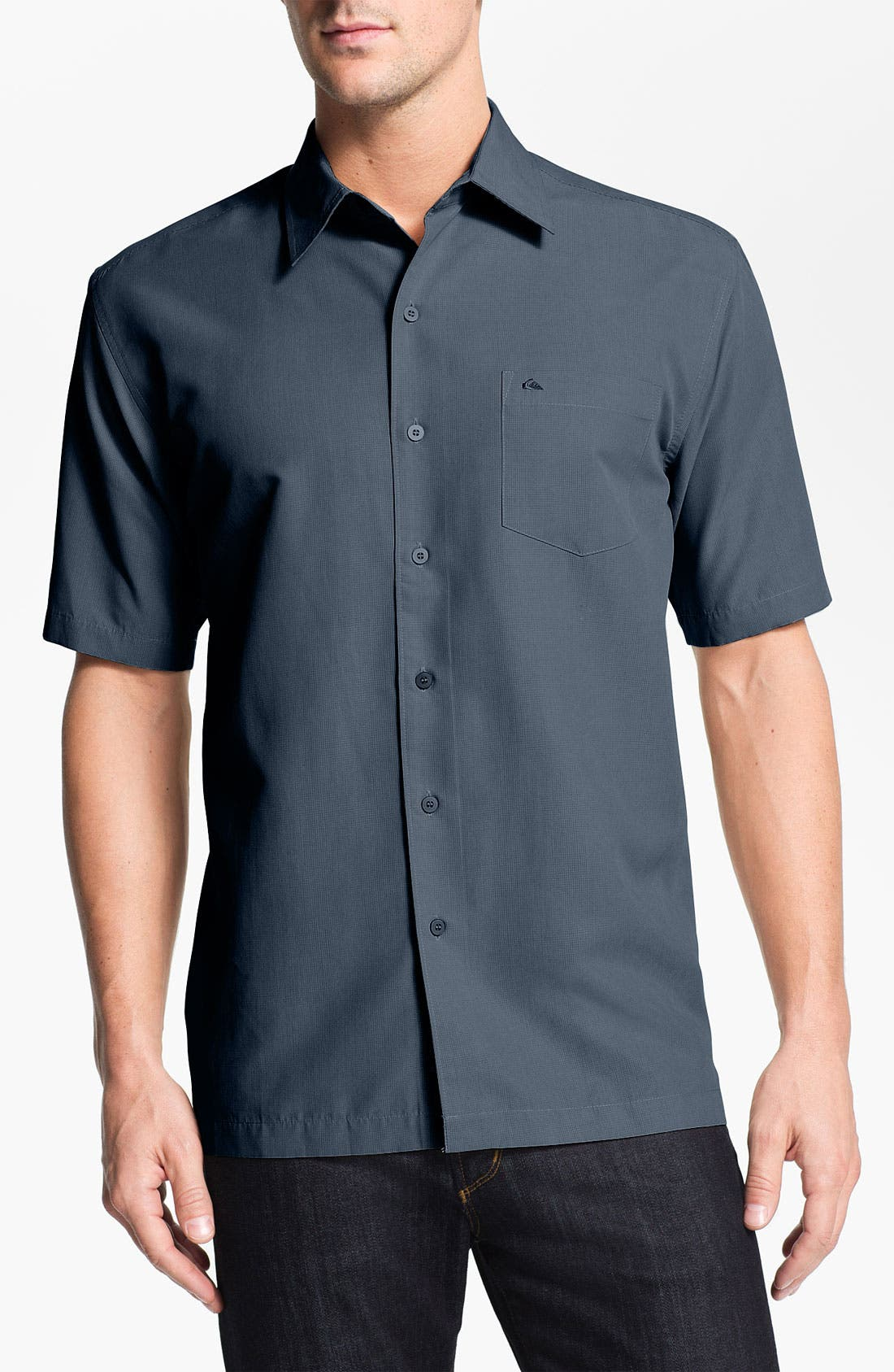 Alternate Image 1 Selected - Quiksilver 'Encinitas' Woven Shirt