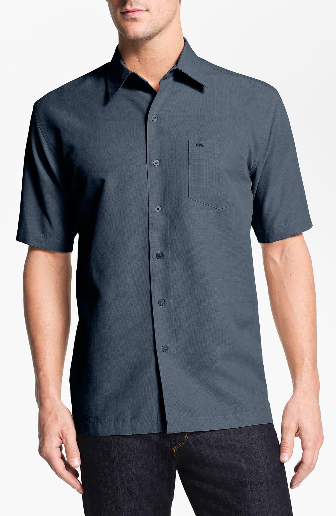 Main Image - Quiksilver 'Encinitas' Woven Shirt