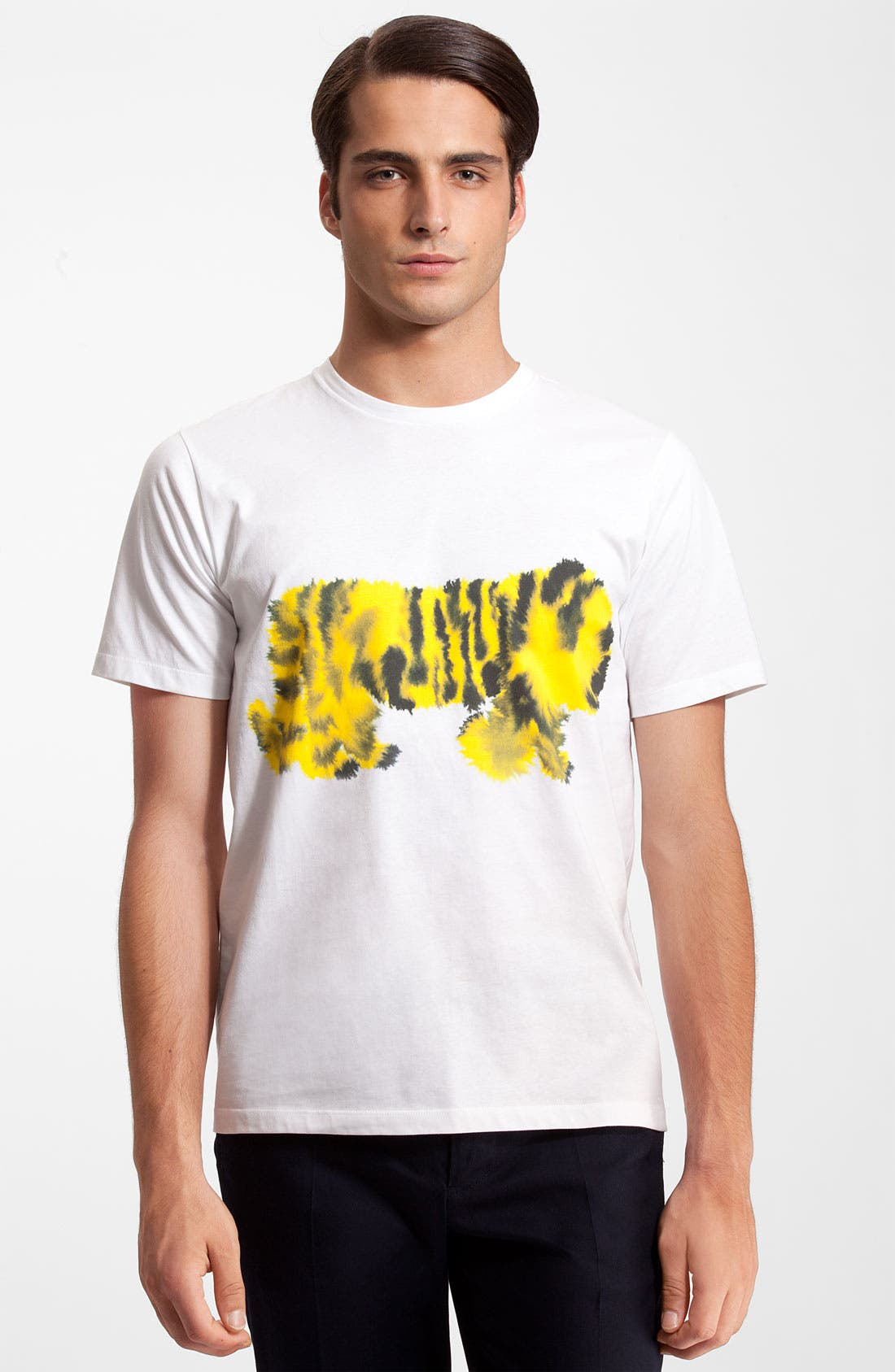 Alternate Image 1 Selected - Marni 'Wild Animals - Tiger' Graphic T-Shirt