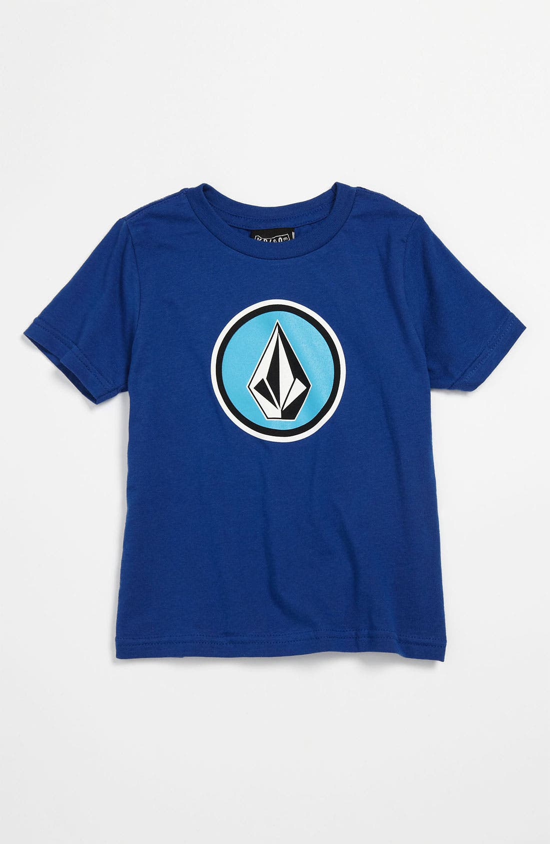 Alternate Image 1 Selected - Volcom 'Fanged Logo' T-Shirt (Toddler)
