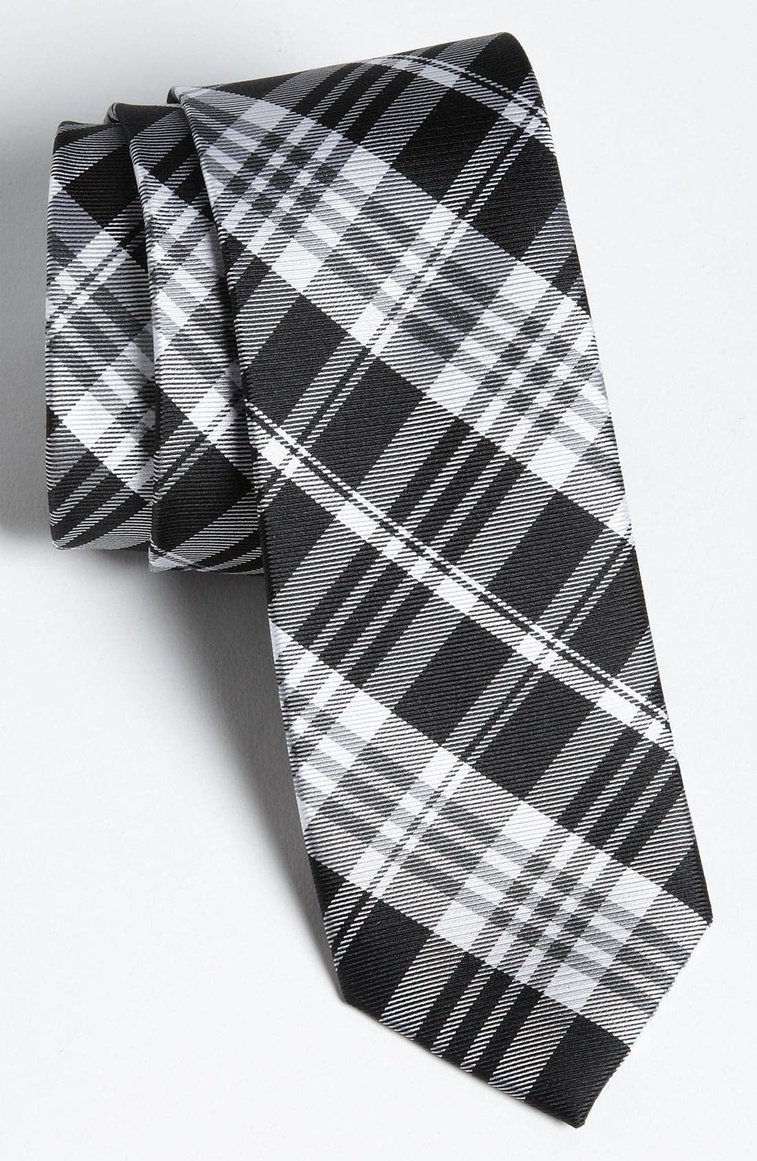 Main Image - 1901 Woven Silk Tie (Online Only)