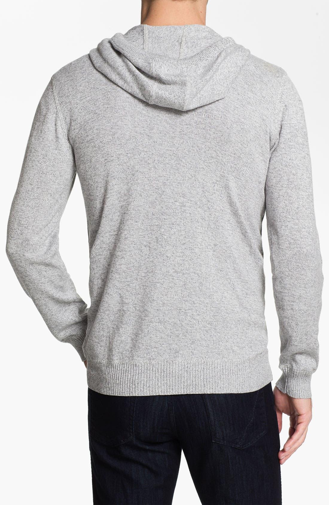 Alternate Image 2  - Volcom 'Undertone' Hooded Sweater