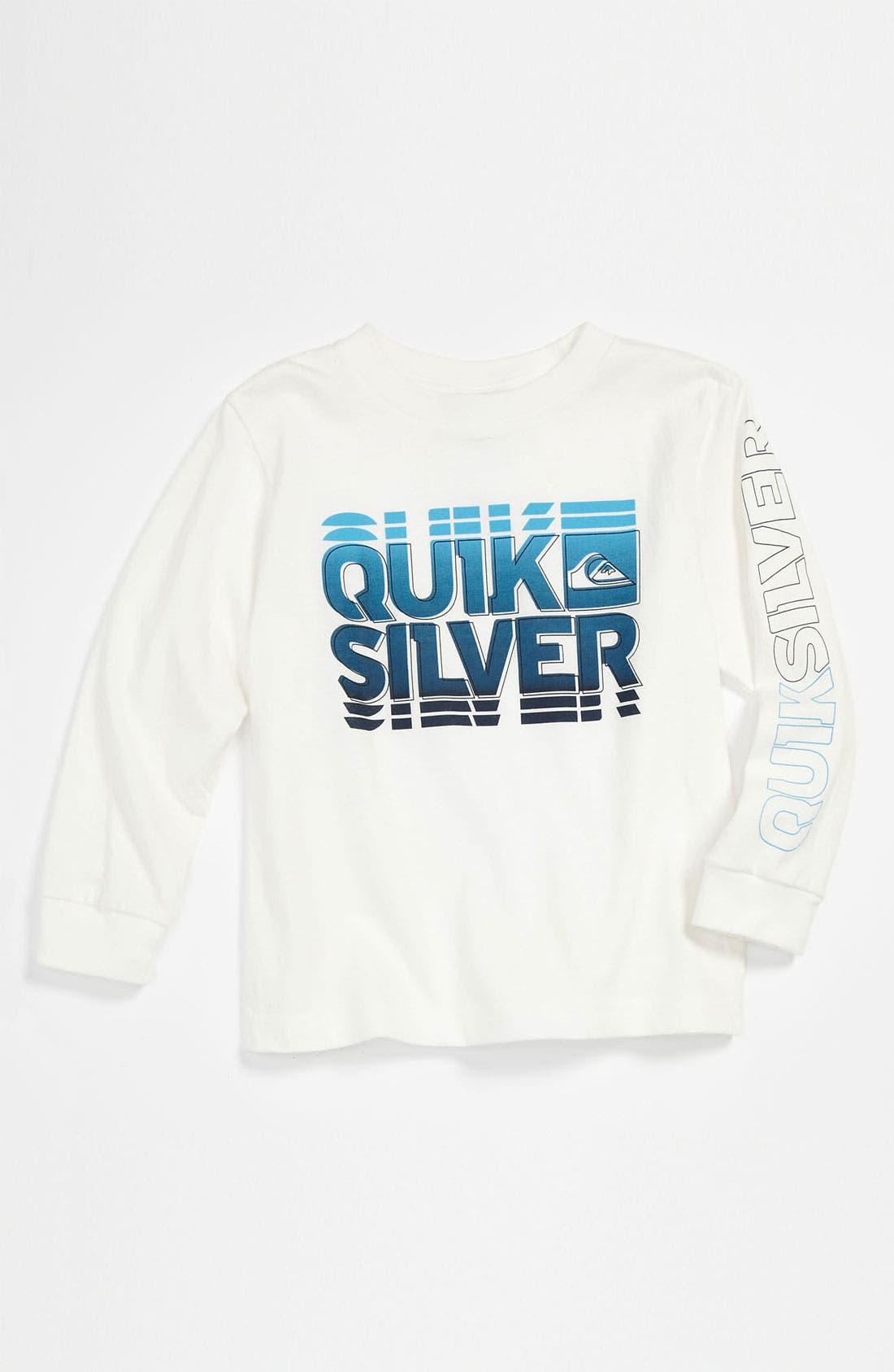 Main Image - Quiksilver 'Downtown' T-Shirt (Toddler)