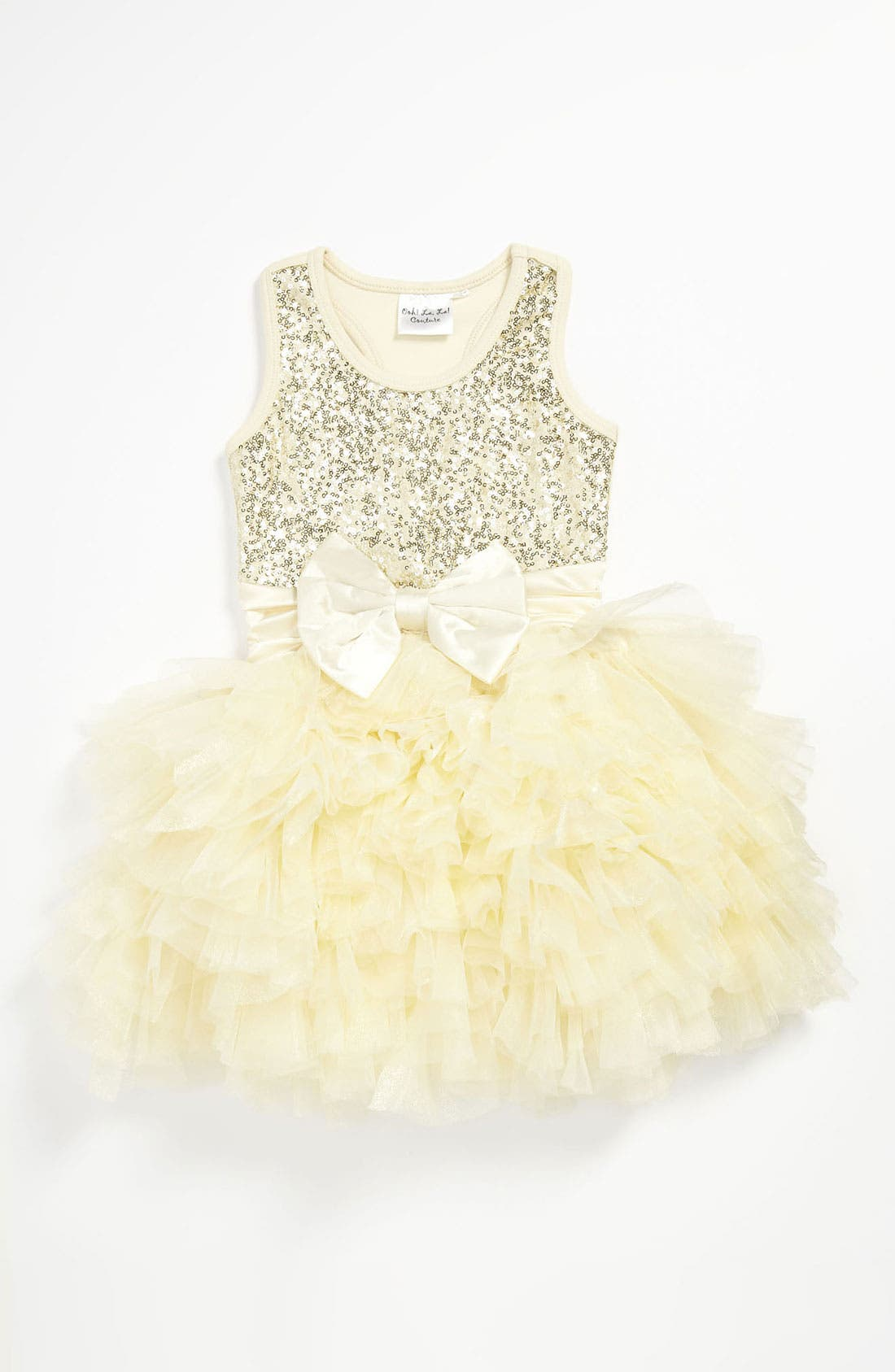 Alternate Image 1 Selected - Ooh! La, La! Couture 'Wow Dream' Dress (Little Girls & Big Girls)