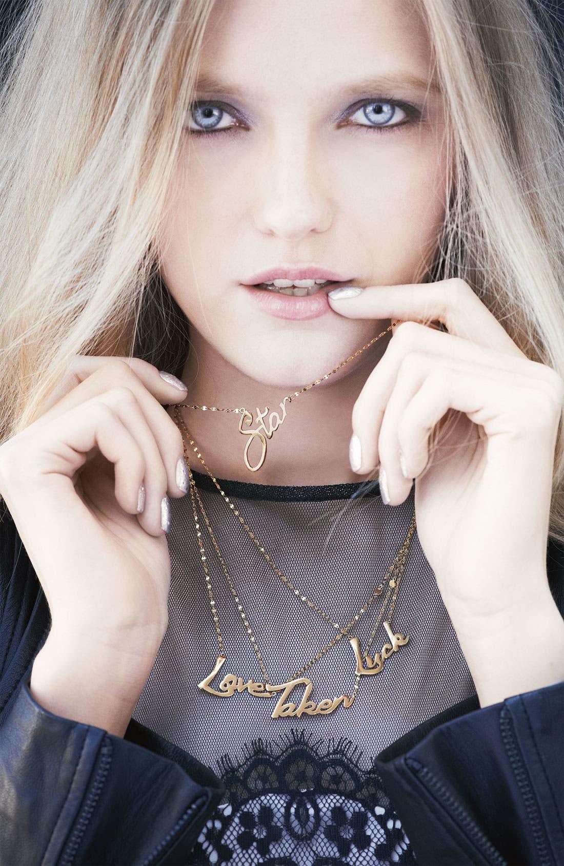 Alternate Image 3  - Lana Jewelry 'Star' Charm Necklace