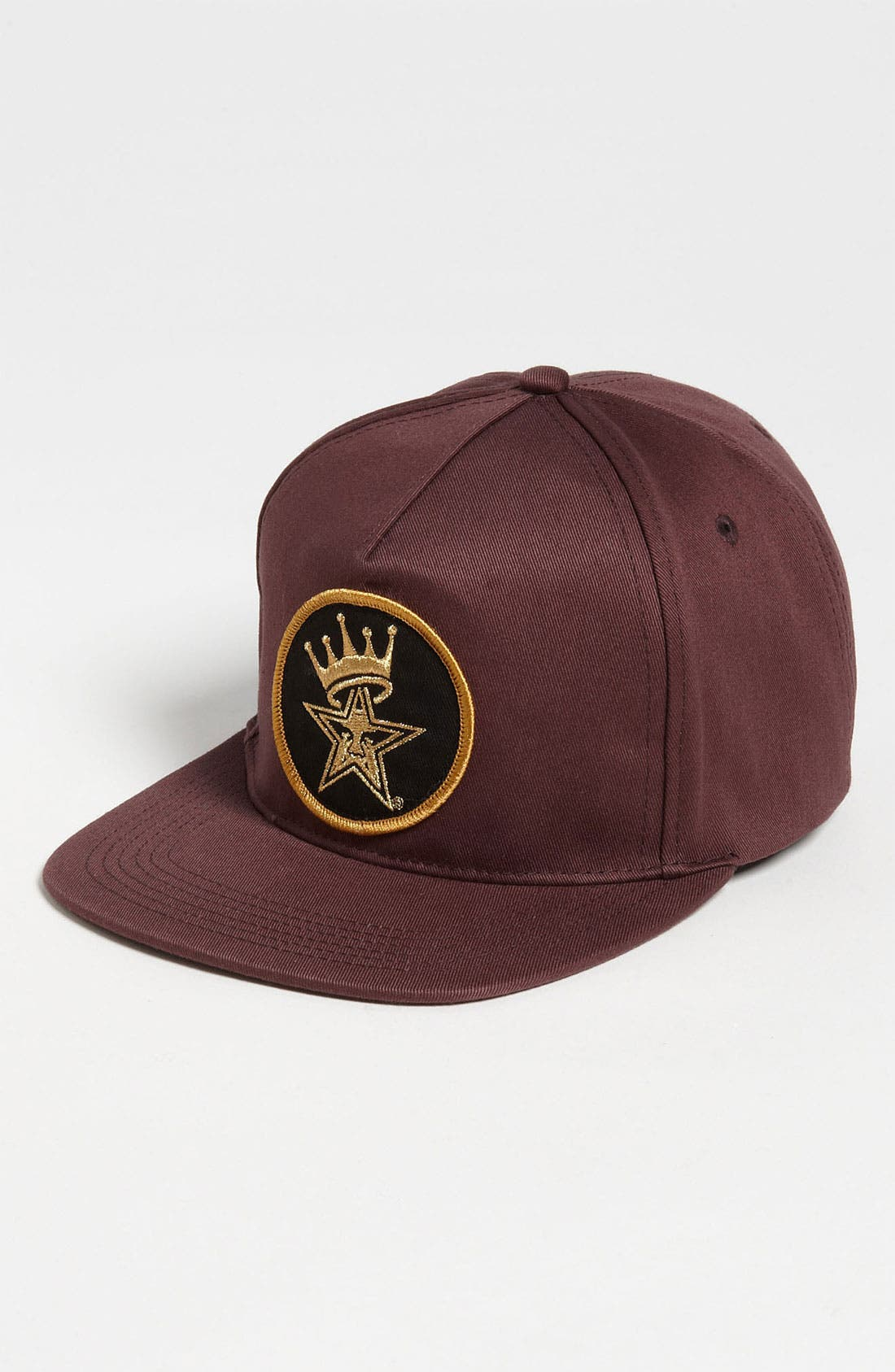 Main Image - Obey 'Twice Ordained Luxe' Snapback Baseball Cap