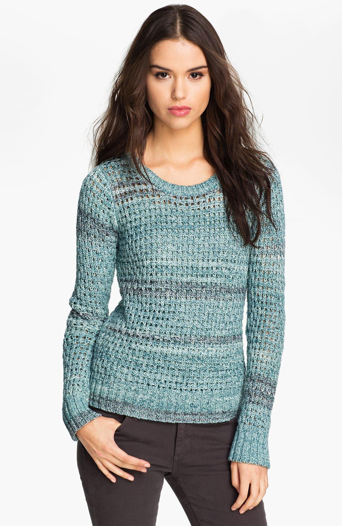 Alternate Image 1 Selected - Hinge® Space Dye Sweater