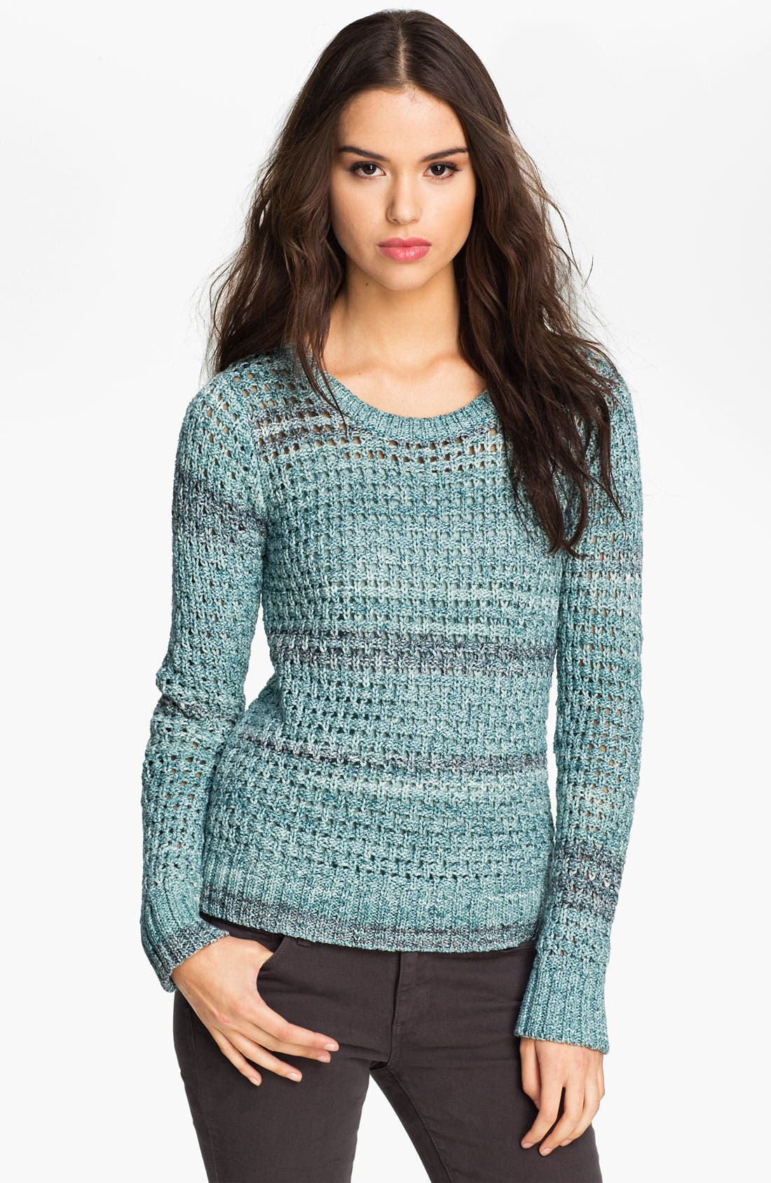 Main Image - Hinge® Space Dye Sweater