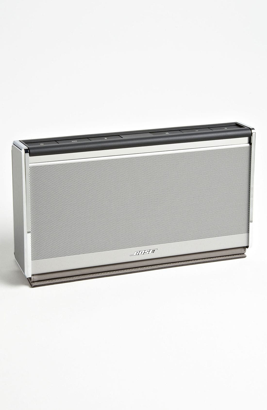 Alternate Image 1 Selected - Bose® SoundLink® Bluetooth® Mobile Speaker II – Leather Edition