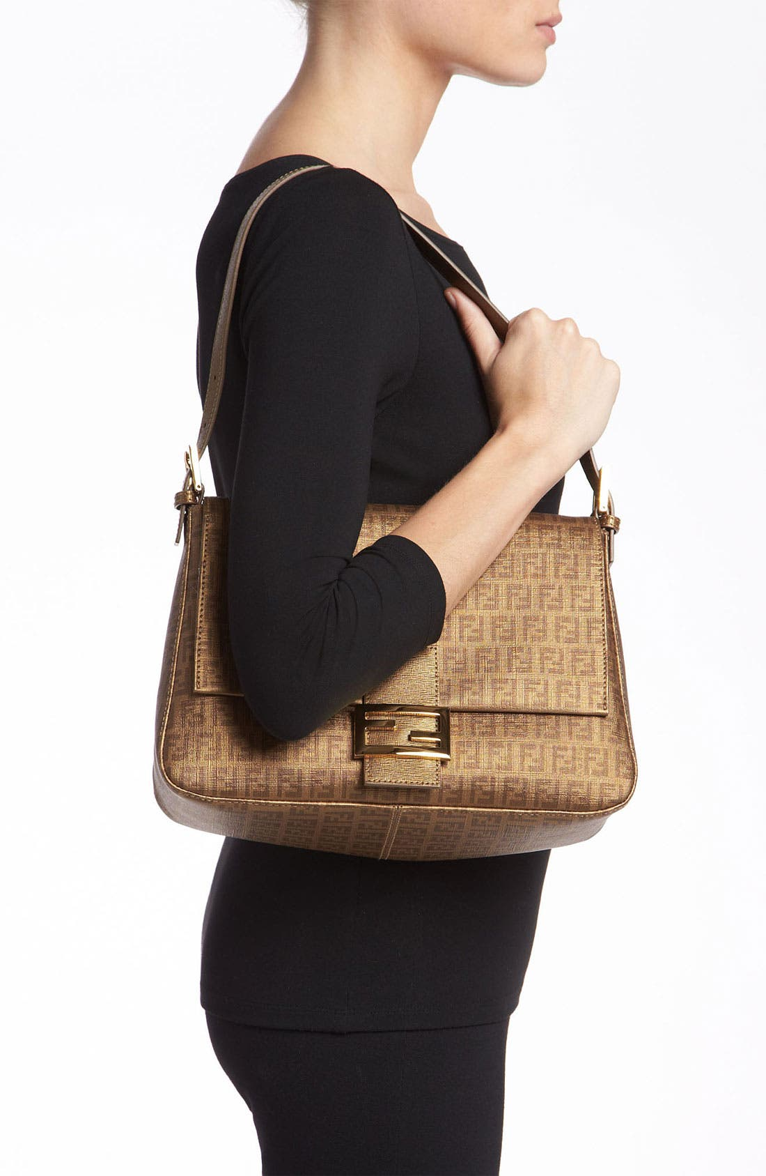 Alternate Image 2  - Fendi 'Forever Mamma' Shoulder Bag
