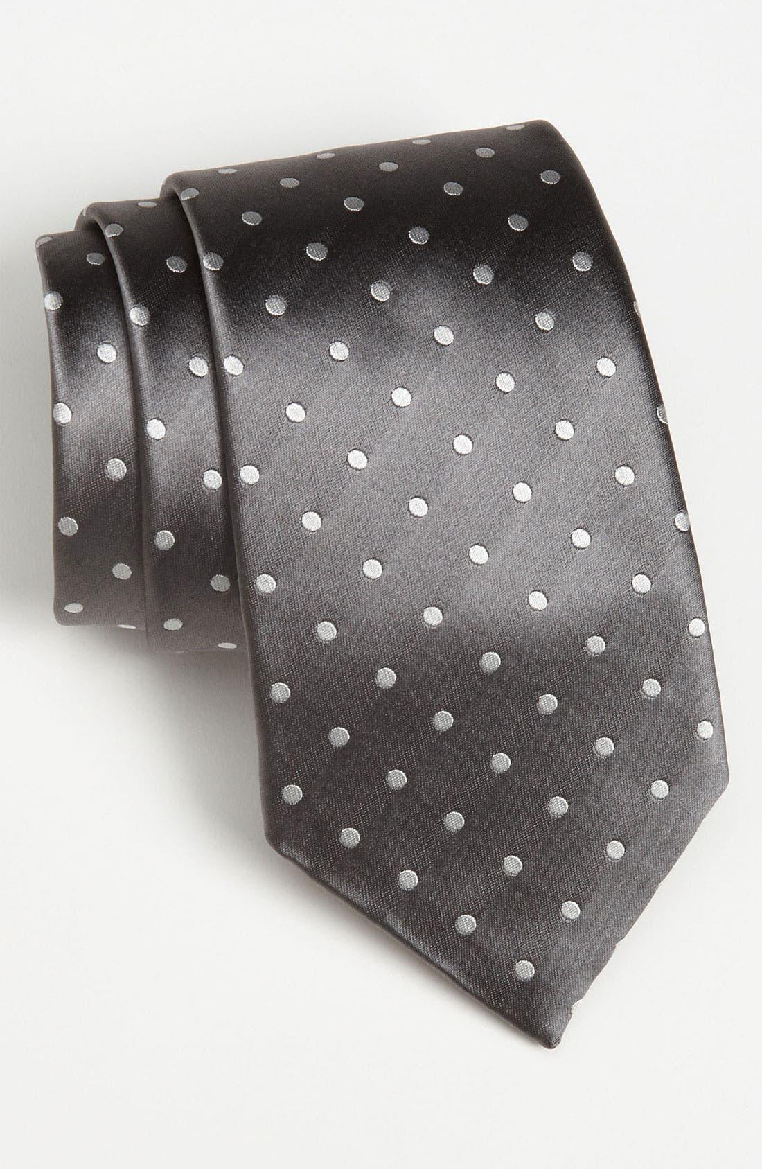 Alternate Image 1 Selected - David Donahue Woven Tie