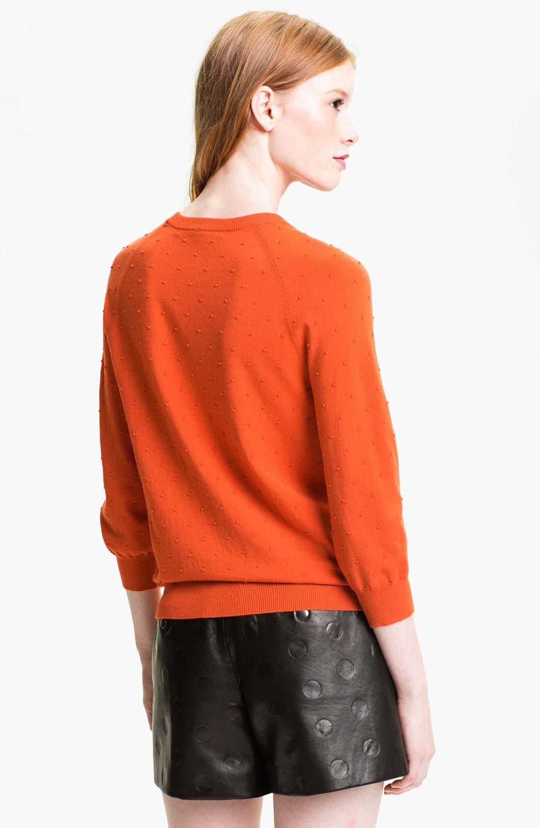 Alternate Image 2  - MARC BY MARC JACOBS 'Imogen' Swiss Dot Sweater