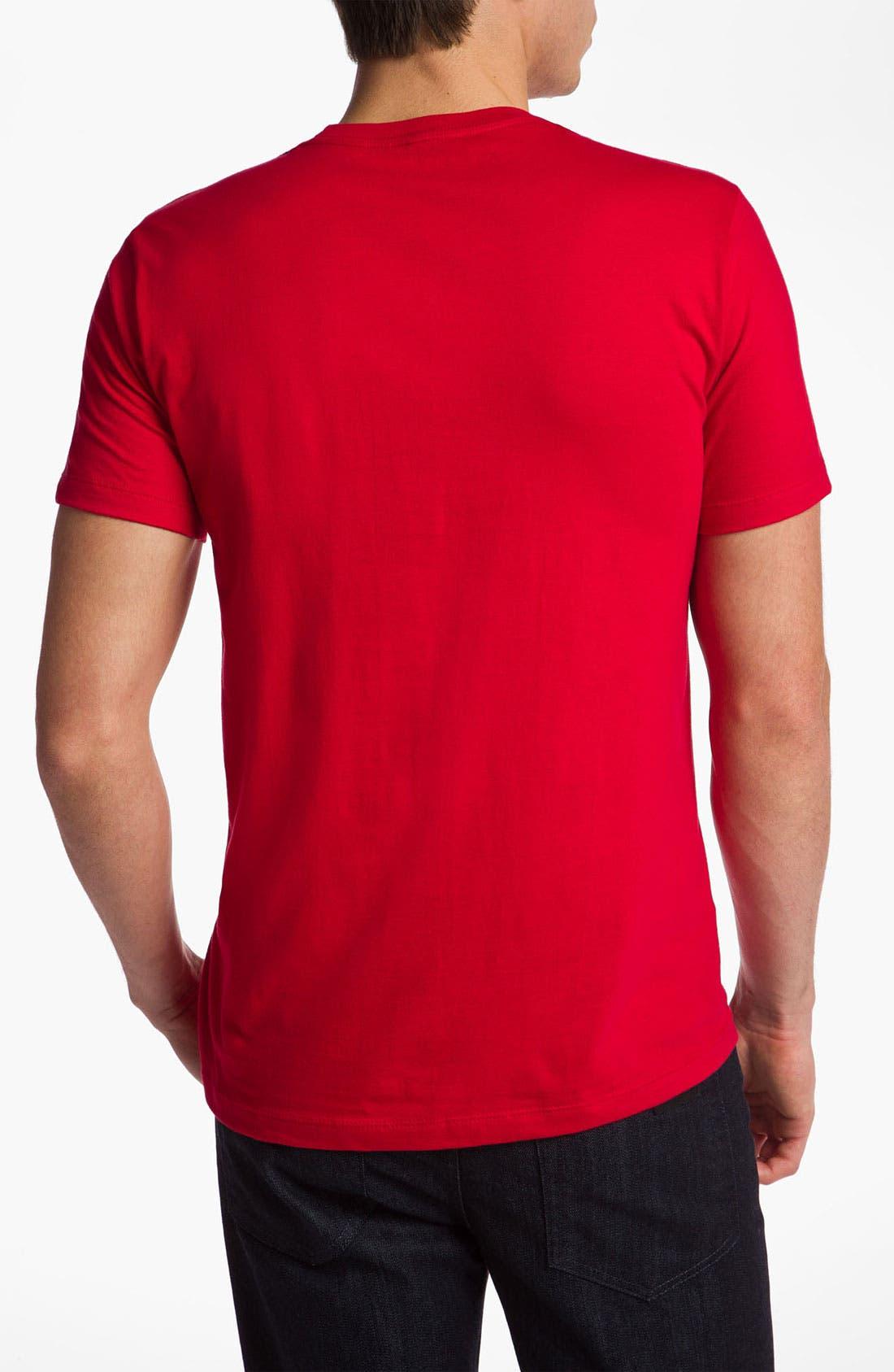 Alternate Image 2  - Topless 'Define Naughty' T-Shirt