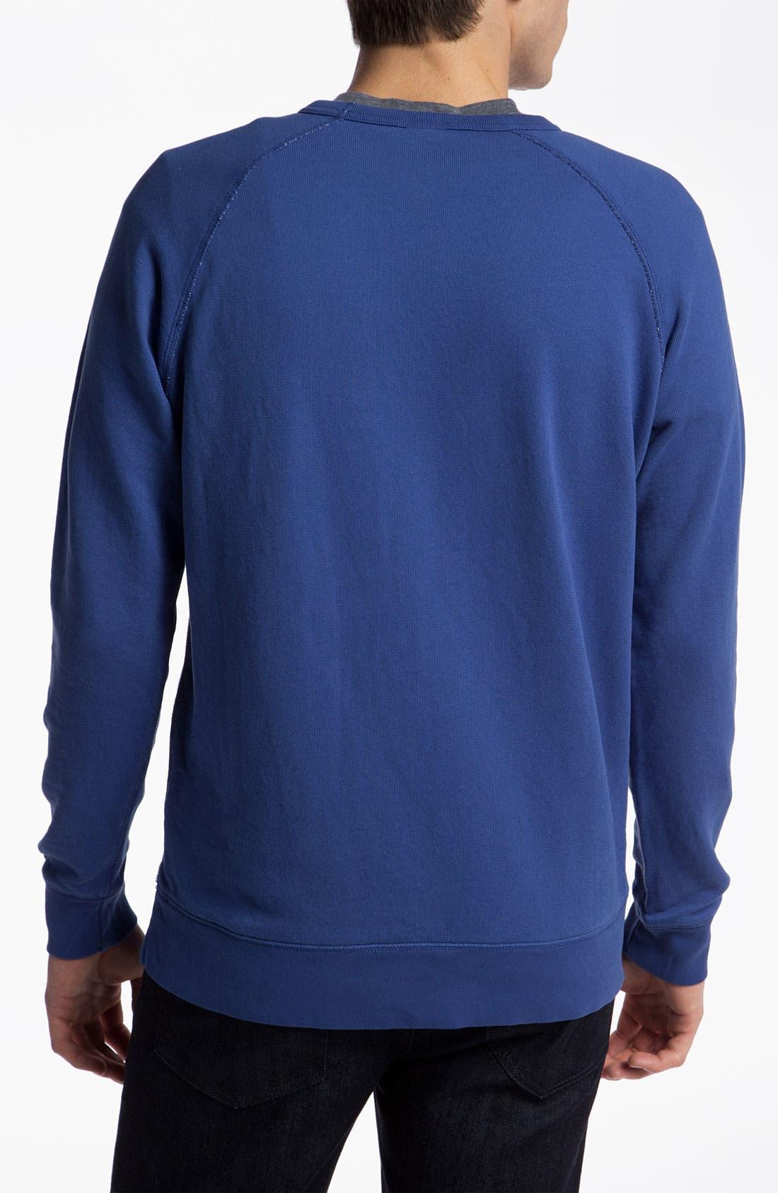 Alternate Image 2  - Junk Food 'Seattle Seahawks' Sweatshirt