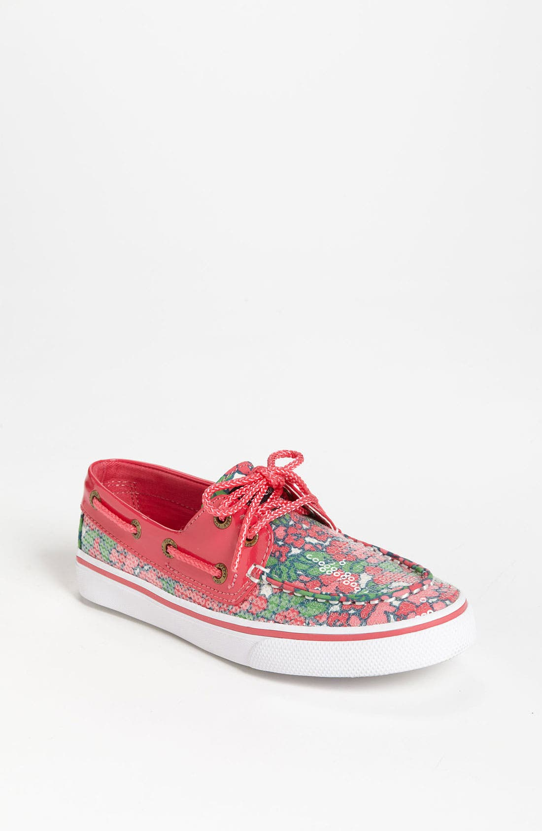 Alternate Image 1 Selected - Sperry Top-Sider® 'Bahama' Slip-On (Walker, Toddler, Little Kid & Big Kid)
