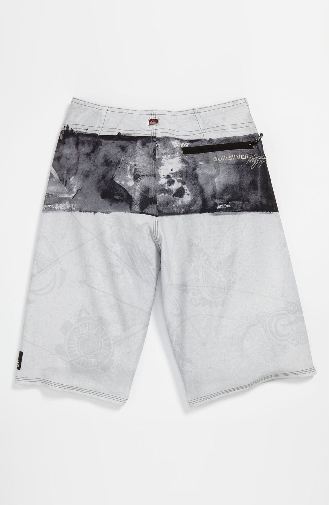 Alternate Image 2  - Quiksilver 'Cypher Kelly Nomad'  Board Shorts (Big Boys)