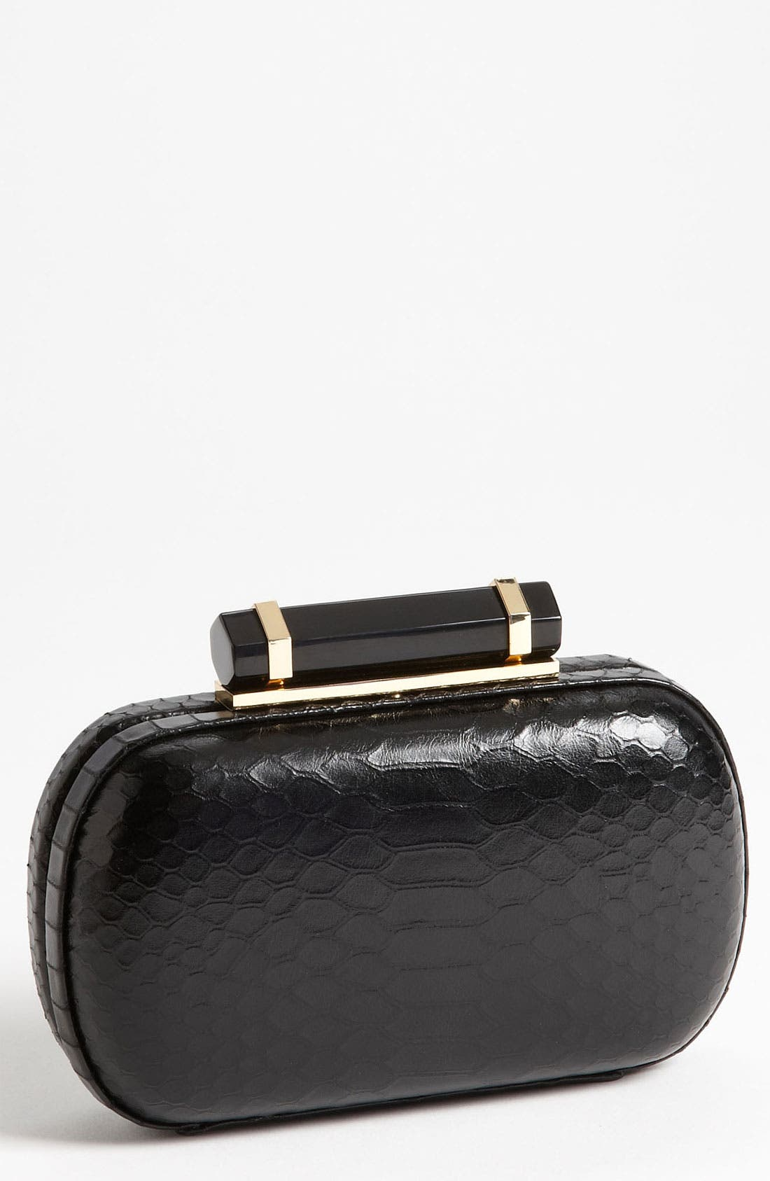 Alternate Image 1 Selected - Vince Camuto 'Onyx French' Clutch