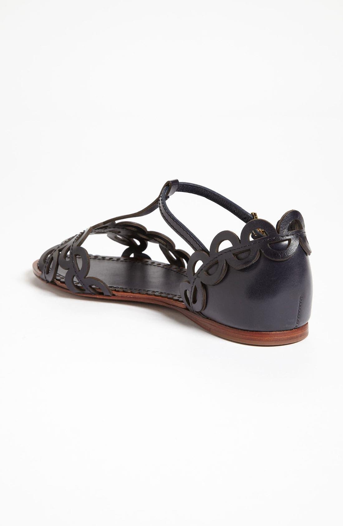 Alternate Image 2  - Tory Burch 'Aileen' Flat Sandal