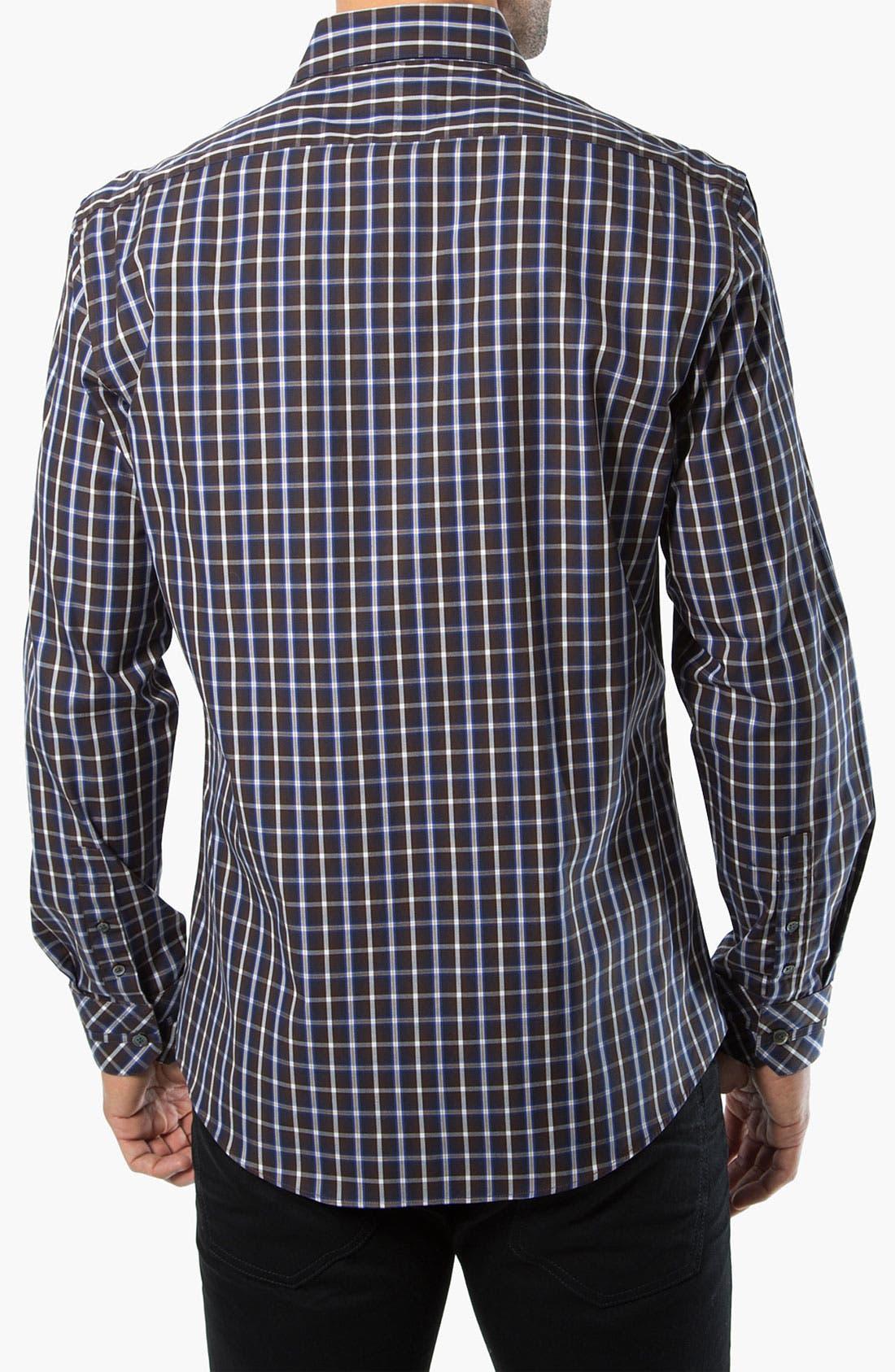 Alternate Image 2  - Kenson 'Vertigo' Plaid Woven Shirt