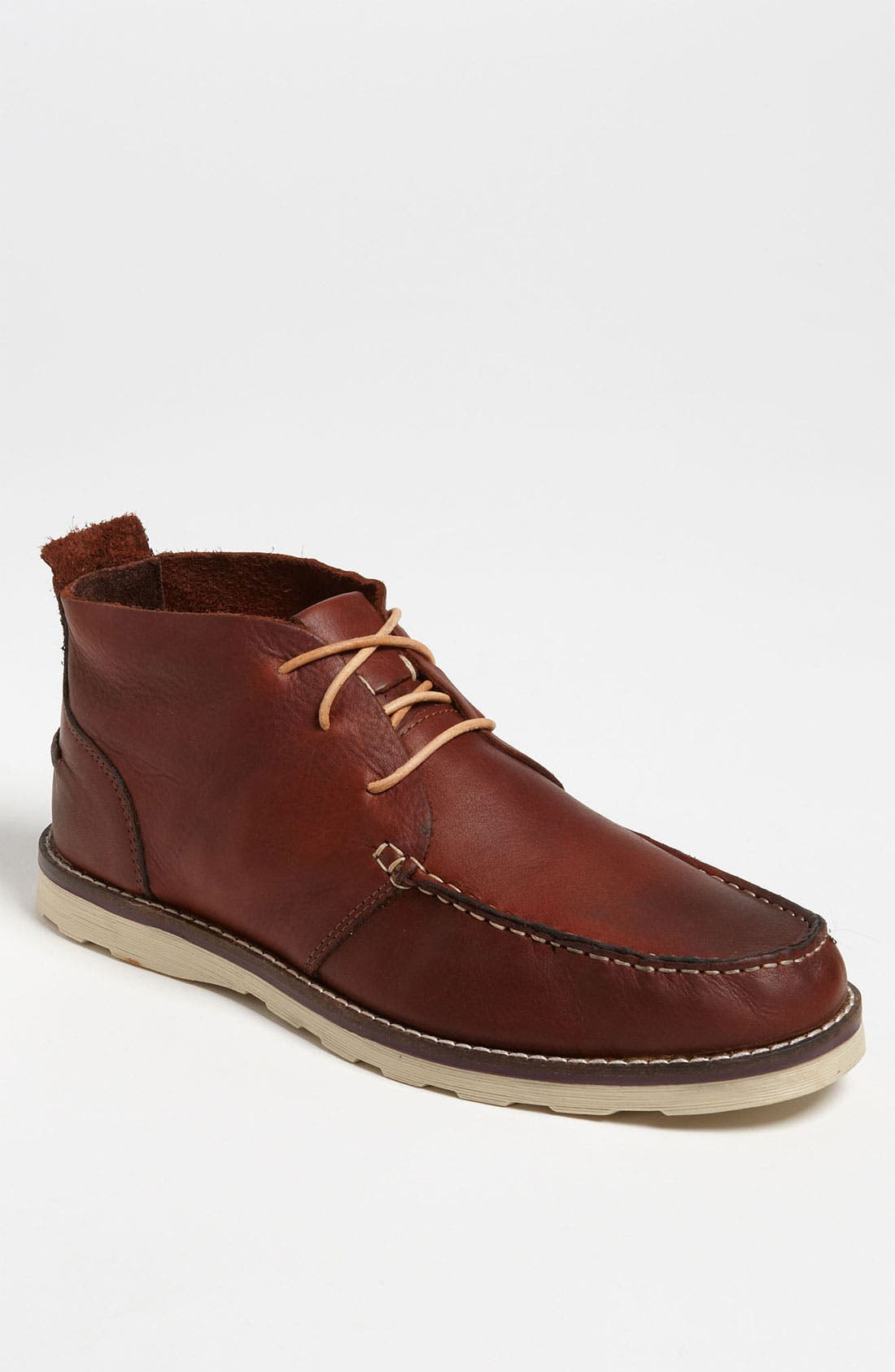 Main Image - Kenneth Cole Reaction 'Face Facts' Moc Toe Chukka Boot (Online Only)