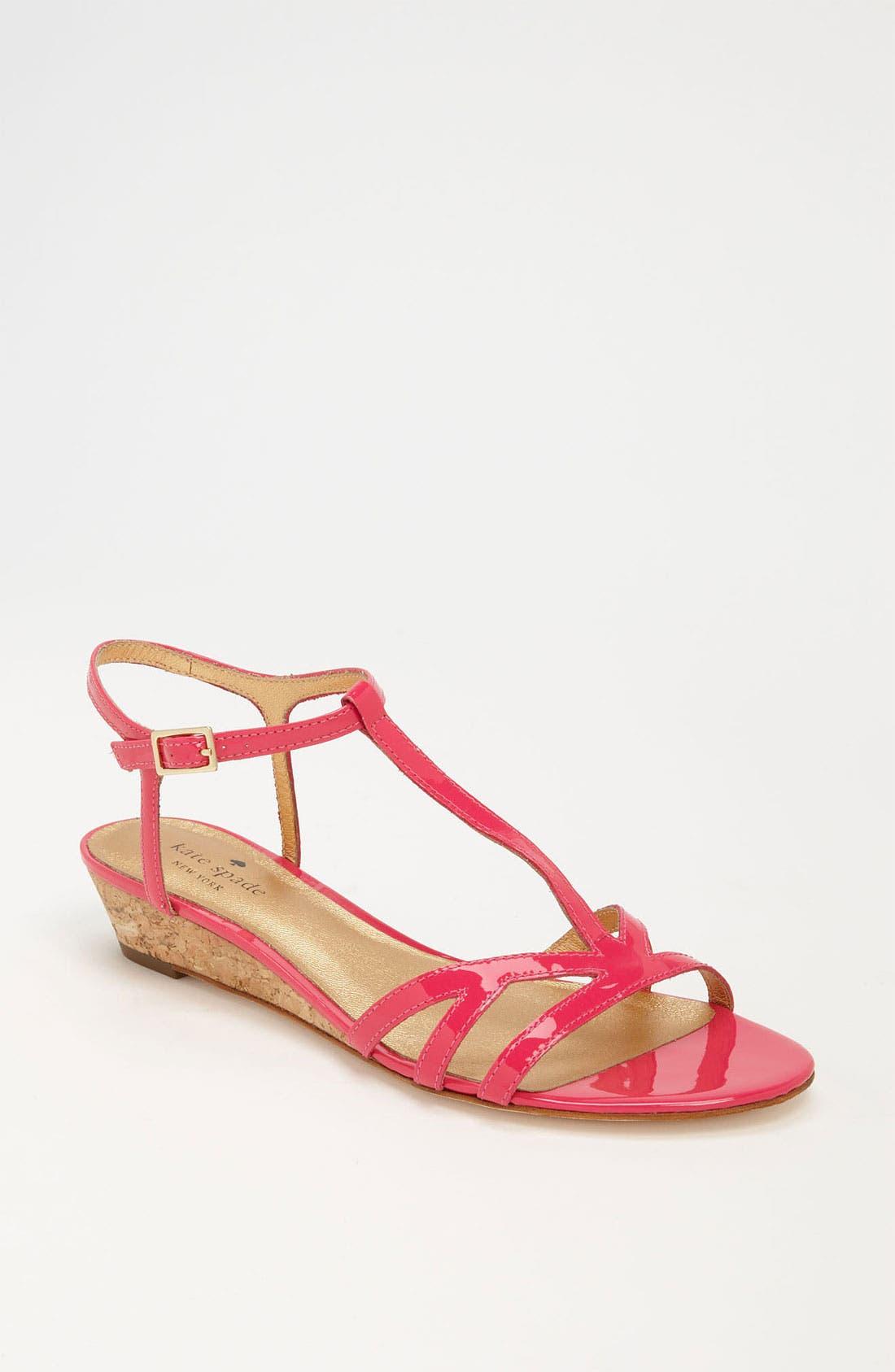 Alternate Image 1 Selected - kate spade new york 'violet' sandal