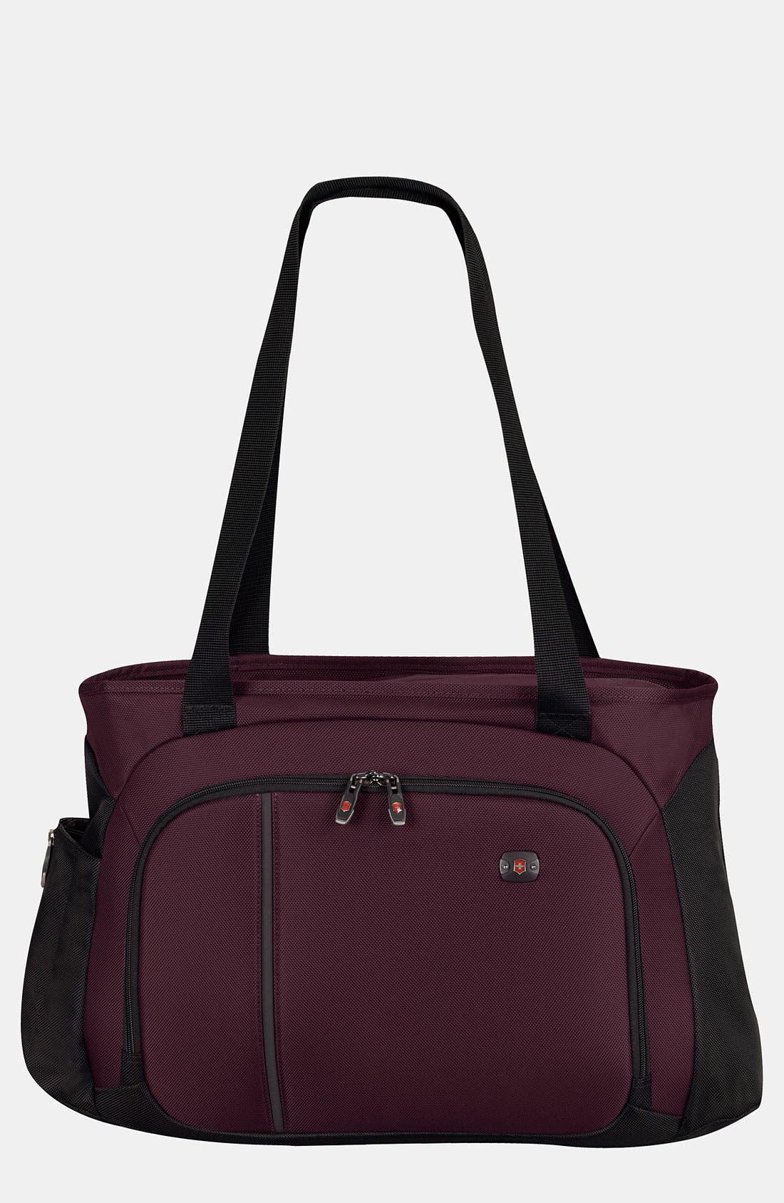 Alternate Image 1 Selected - Victorinox Swiss Army® Zip Tote Bag
