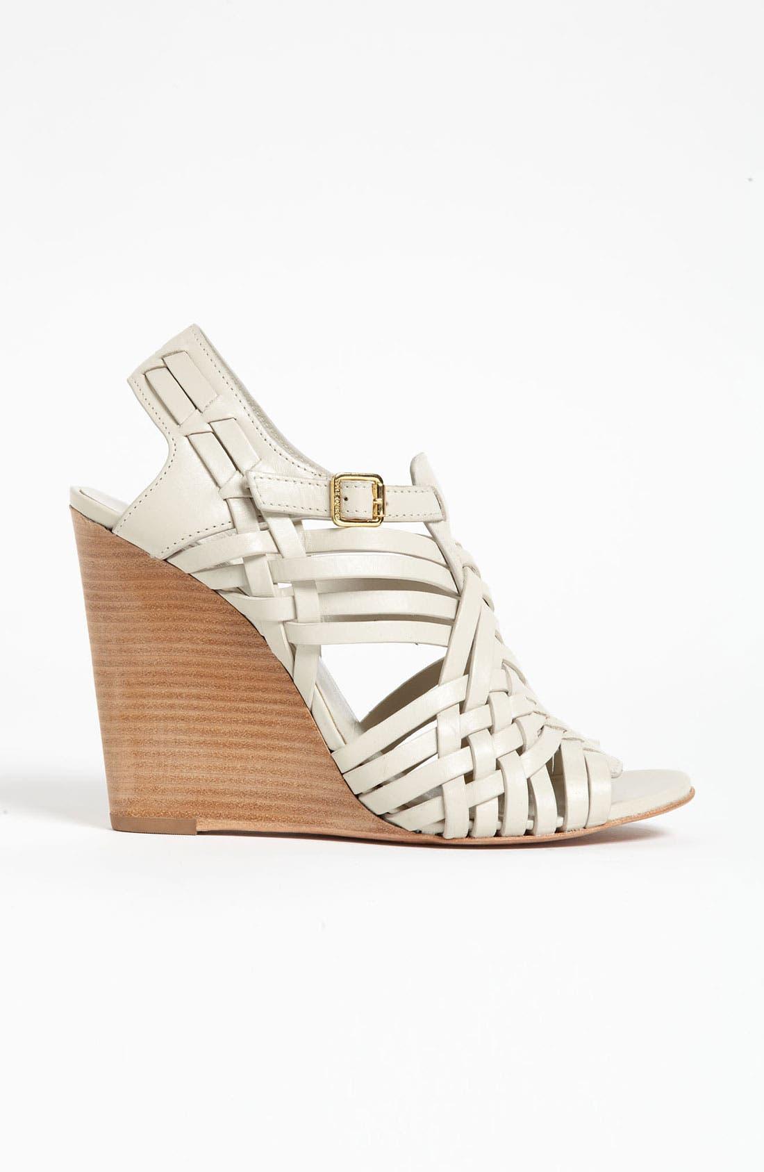 Alternate Image 4  - Tory Burch 'Nadia' Wedge Sandal