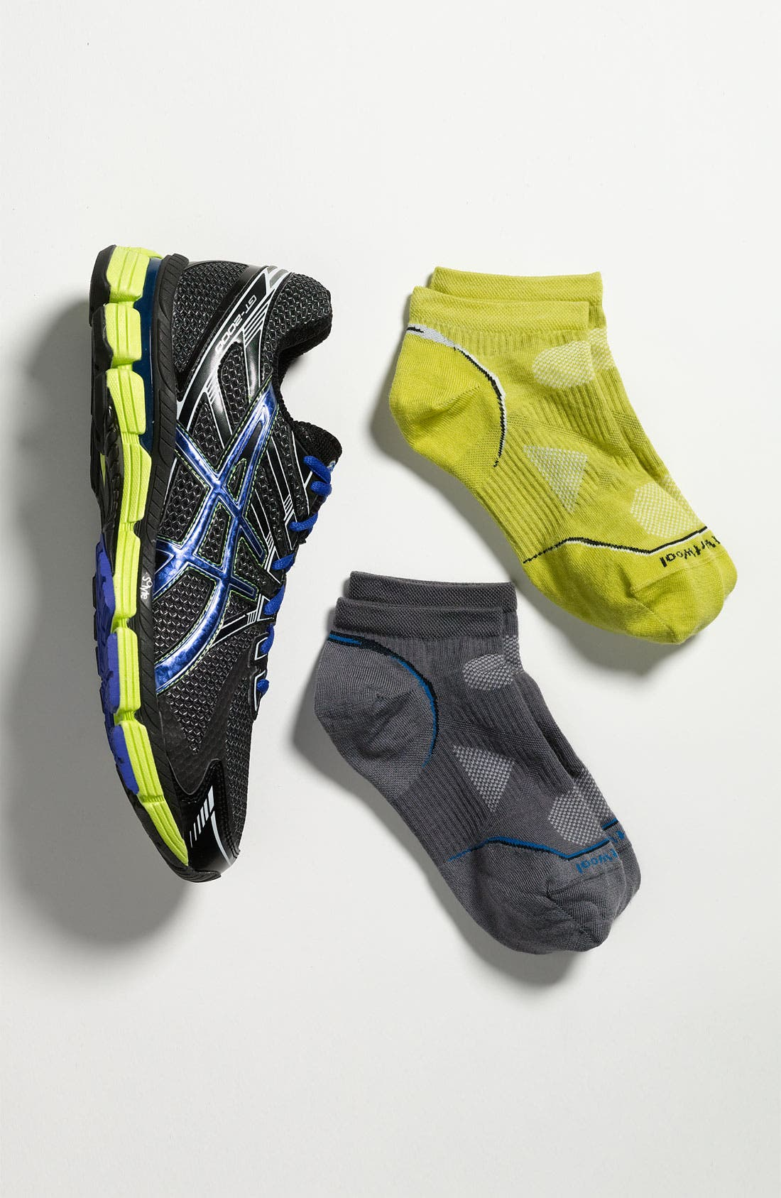 Alternate Image 2  - Smartwool 'PhD' Running Ultra Light Micro Socks
