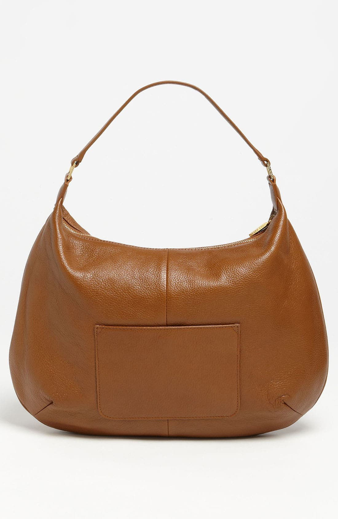 Alternate Image 4  - Tory Burch Perforated Logo Hobo