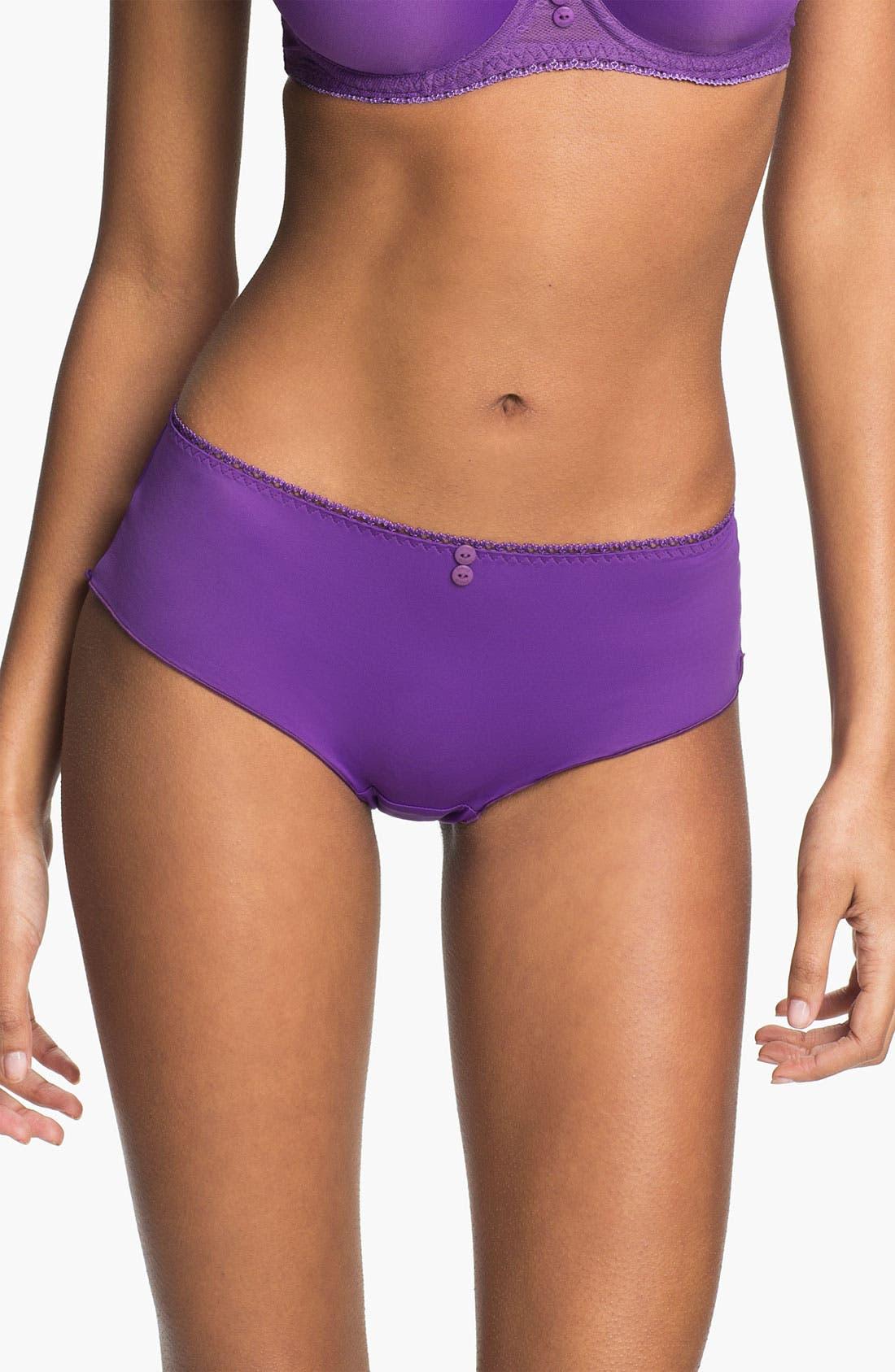Alternate Image 1 Selected - Freya 'Deco Honey' Boy Shorts