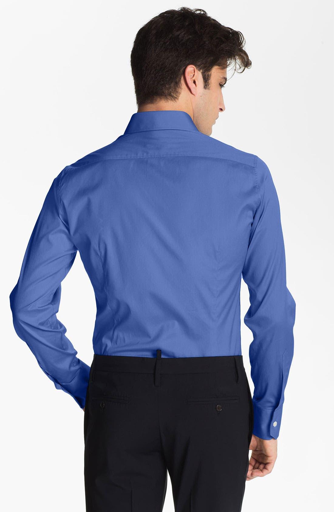 Alternate Image 2  - Dsquared2 'Dean Dan' Stretch Cotton Dress Shirt