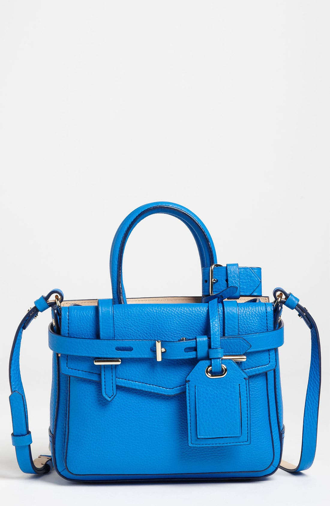 Alternate Image 1 Selected - Reed Krakoff 'Micro Boxer' Leather Satchel