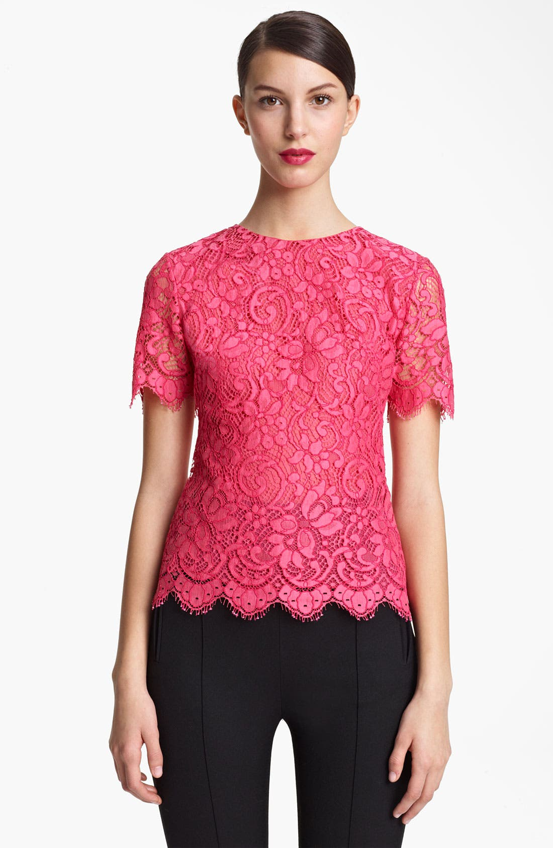 Alternate Image 1 Selected - Jason Wu Lace Top