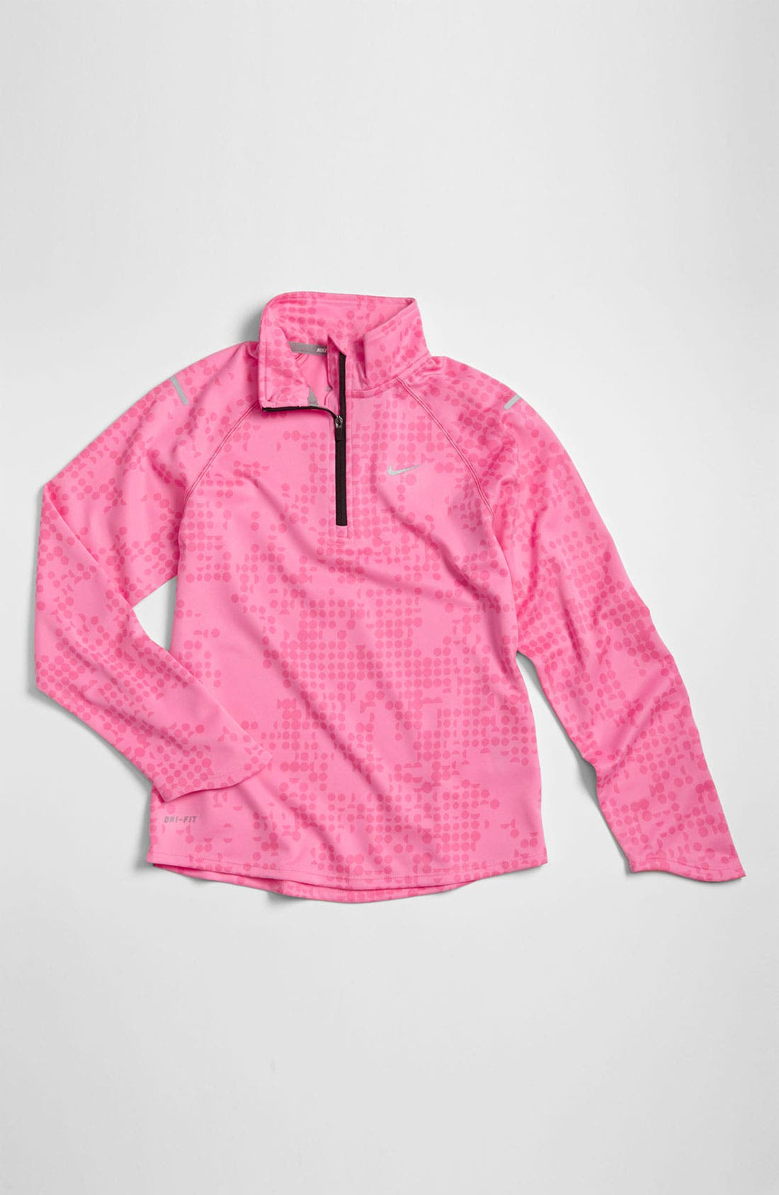 Alternate Image 1 Selected - Nike 'Element' Jacket (Big Girls)