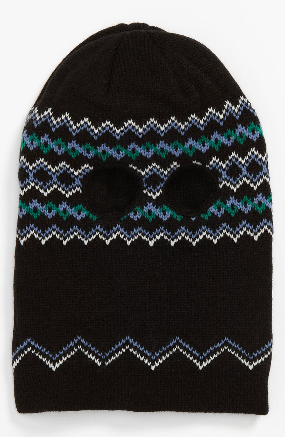 Main Image - The Accessory Collective Full Mask Beanie (Big Boys)