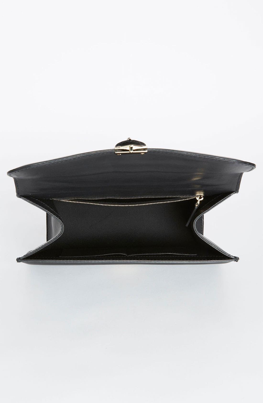 Alternate Image 3  - Valentino 'Lock - Medium' Leather Shoulder Bag