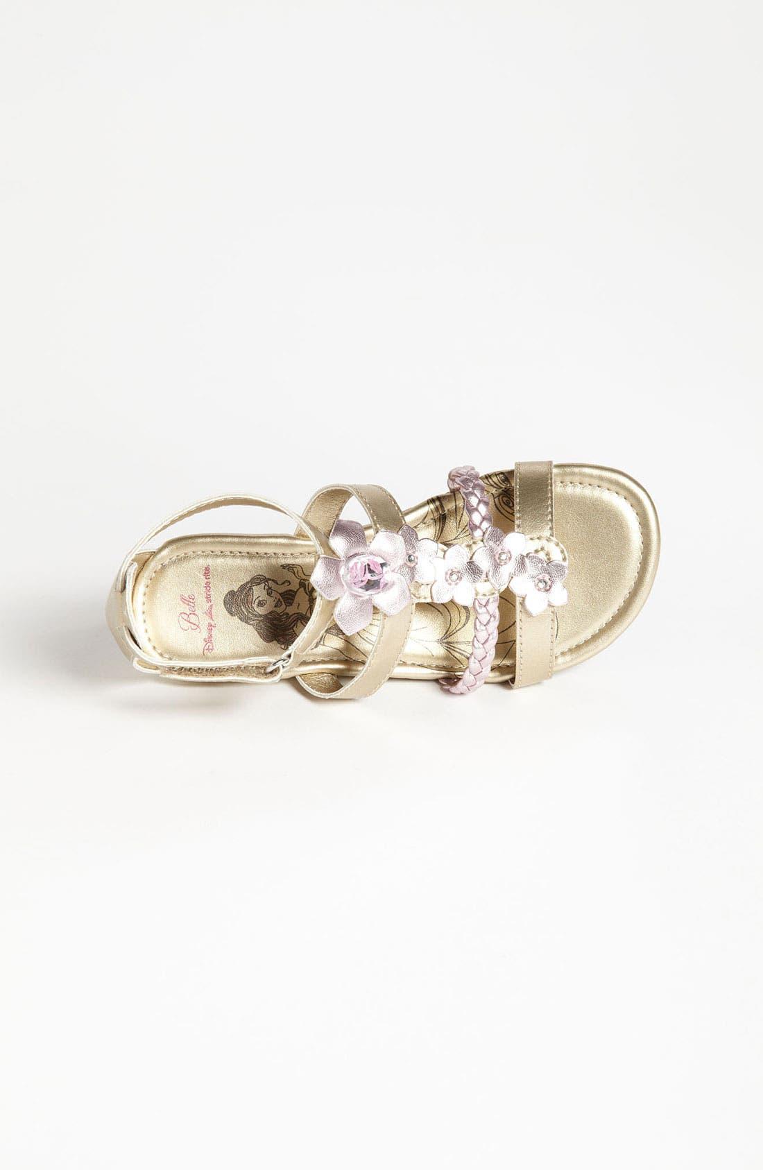 Alternate Image 3  - Stride Rite 'Disney™ - Belle' Sandal (Toddler)