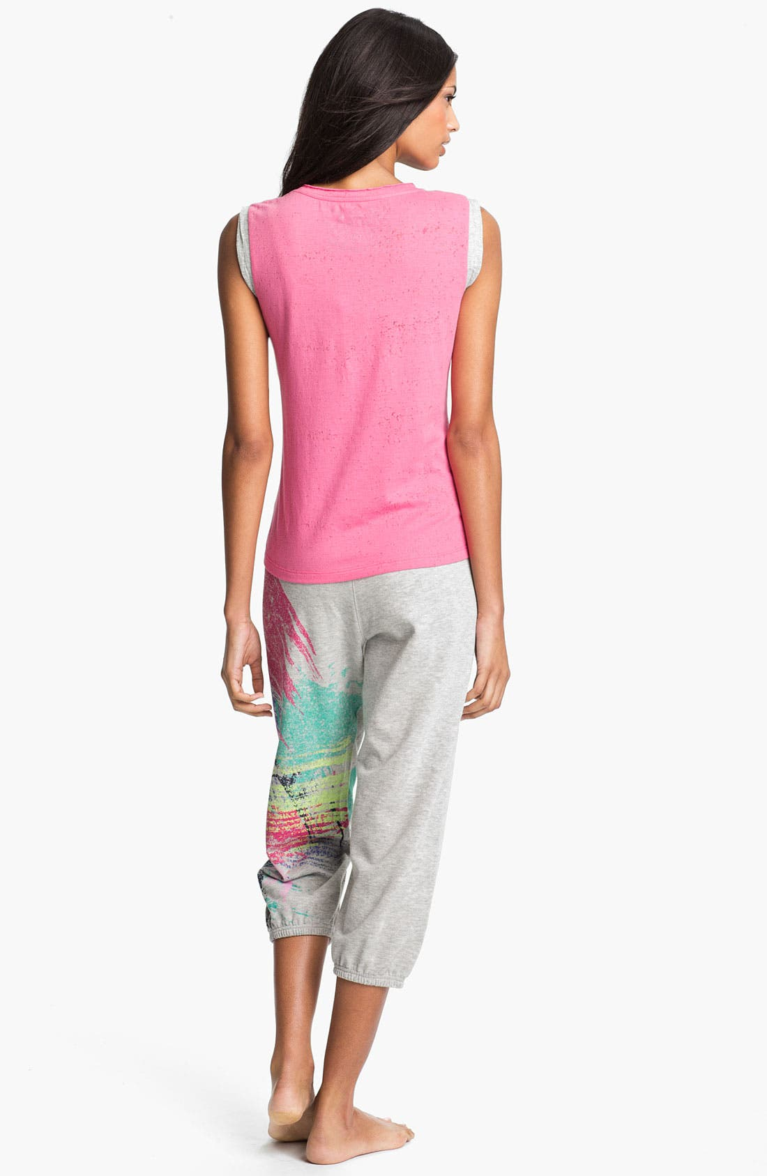 Alternate Image 3  - Steve Madden 'Tagged You're It' Capris