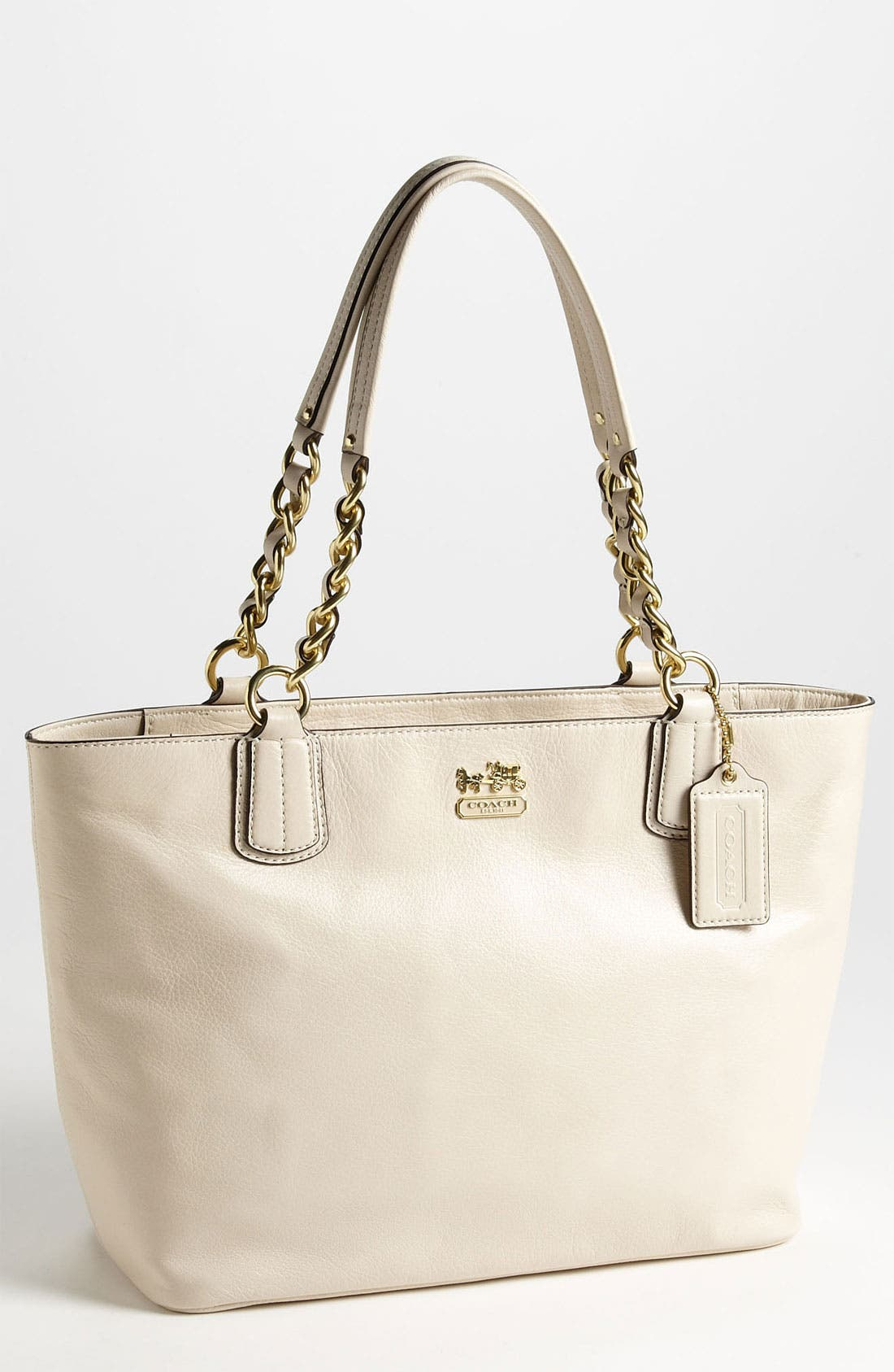 Alternate Image 1 Selected - COACH 'Madison' Leather Tote