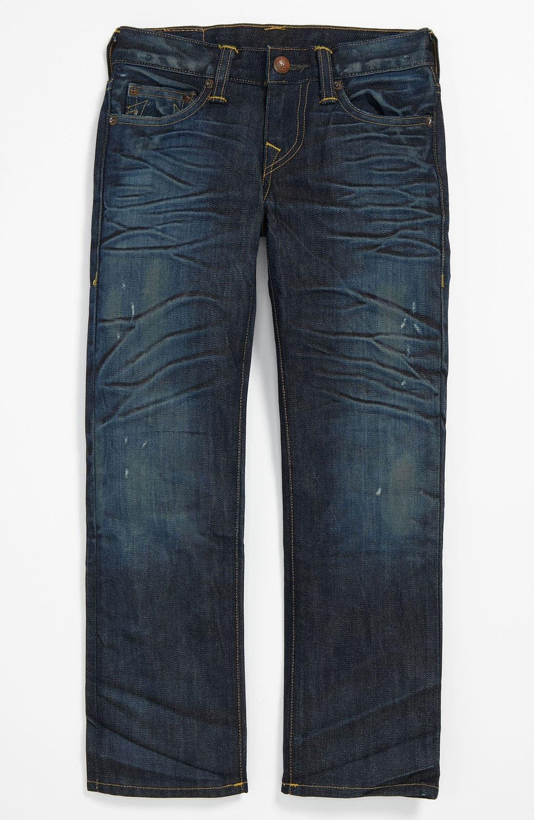 Alternate Image 2  - True Religion Brand Jeans 'Herbie Phoenix' Jeans (Big Boys)