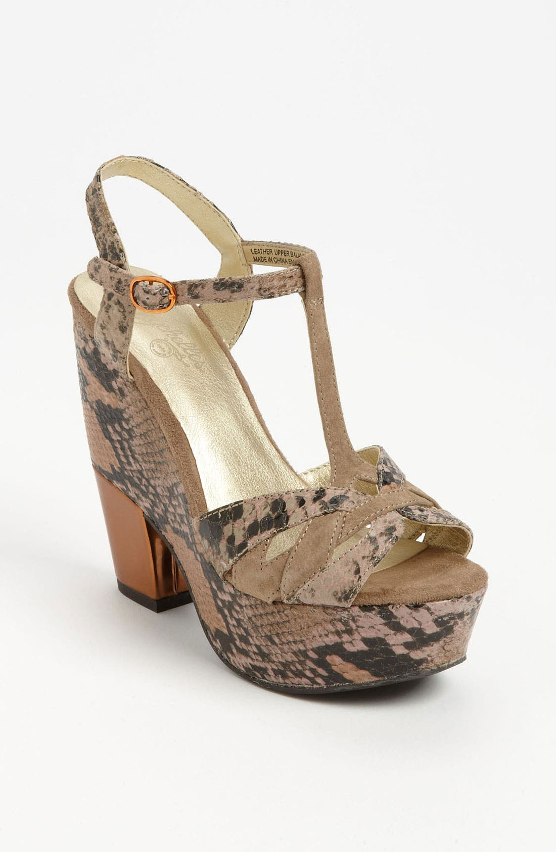 Main Image - Seychelles 'Long Distance' Sandal